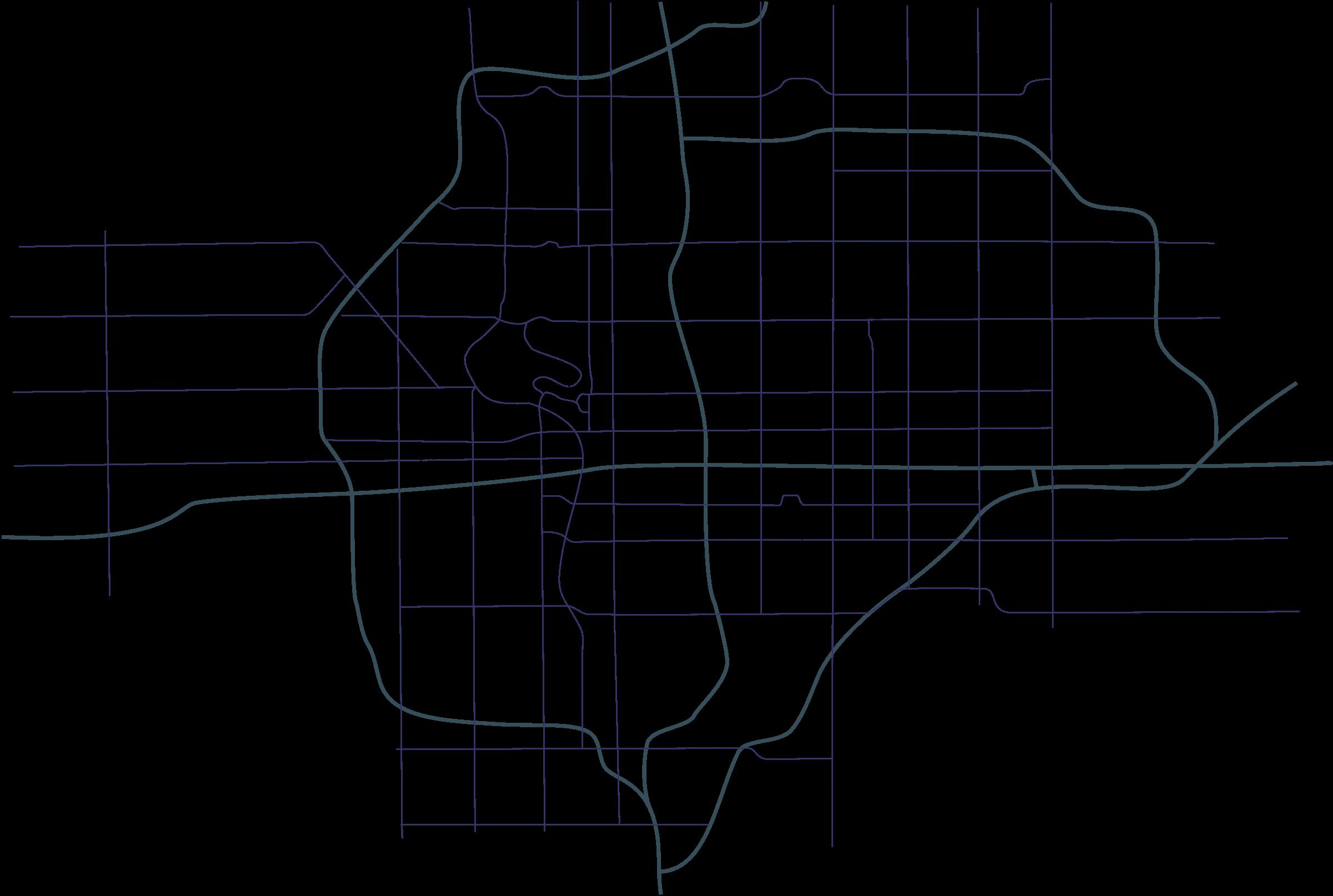 Wichita Maps And Orientation Wichita Kansas KS USA Wichita Kansas - Transparent us map
