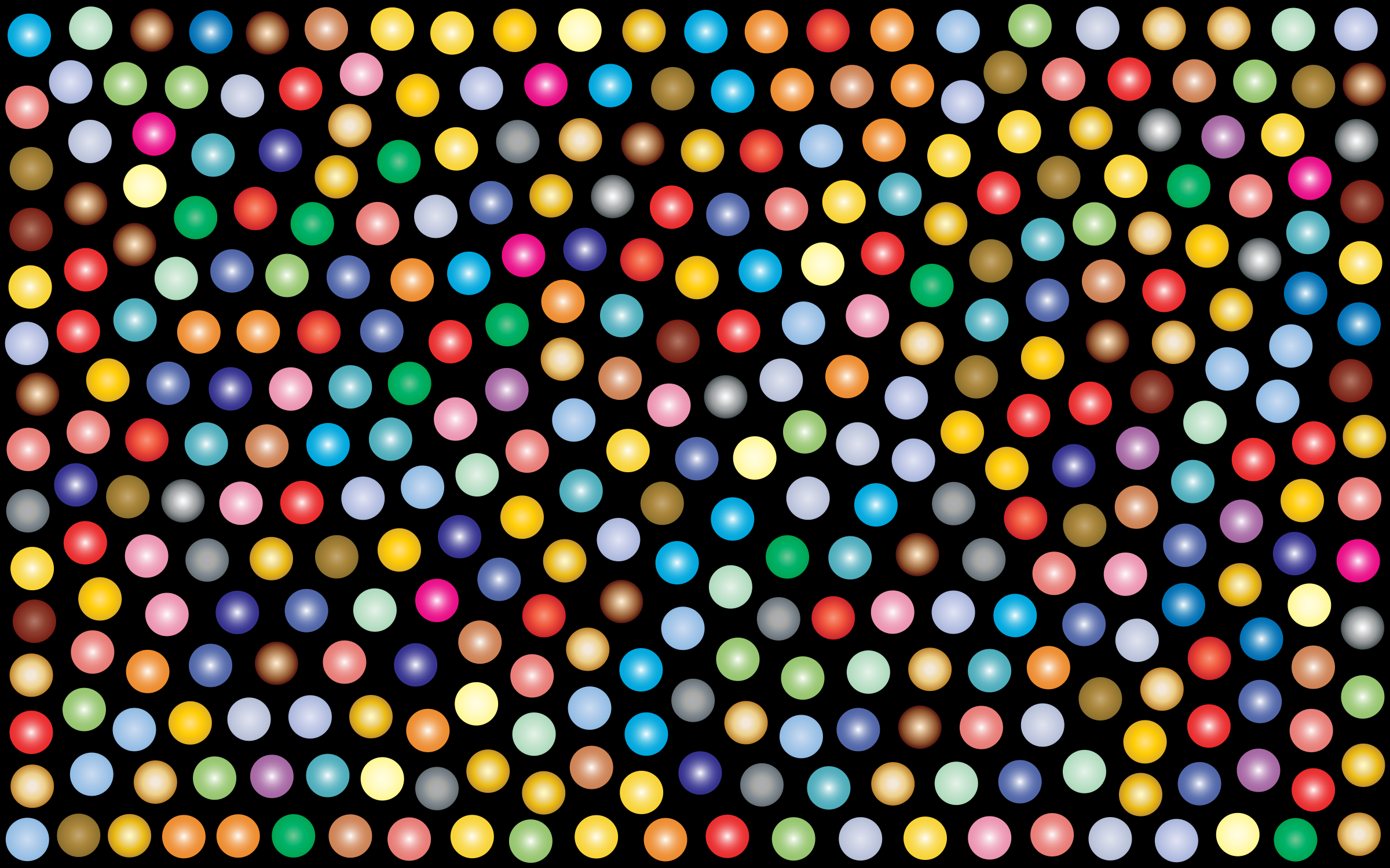 Prismatic Dots Background 2 by GDJ