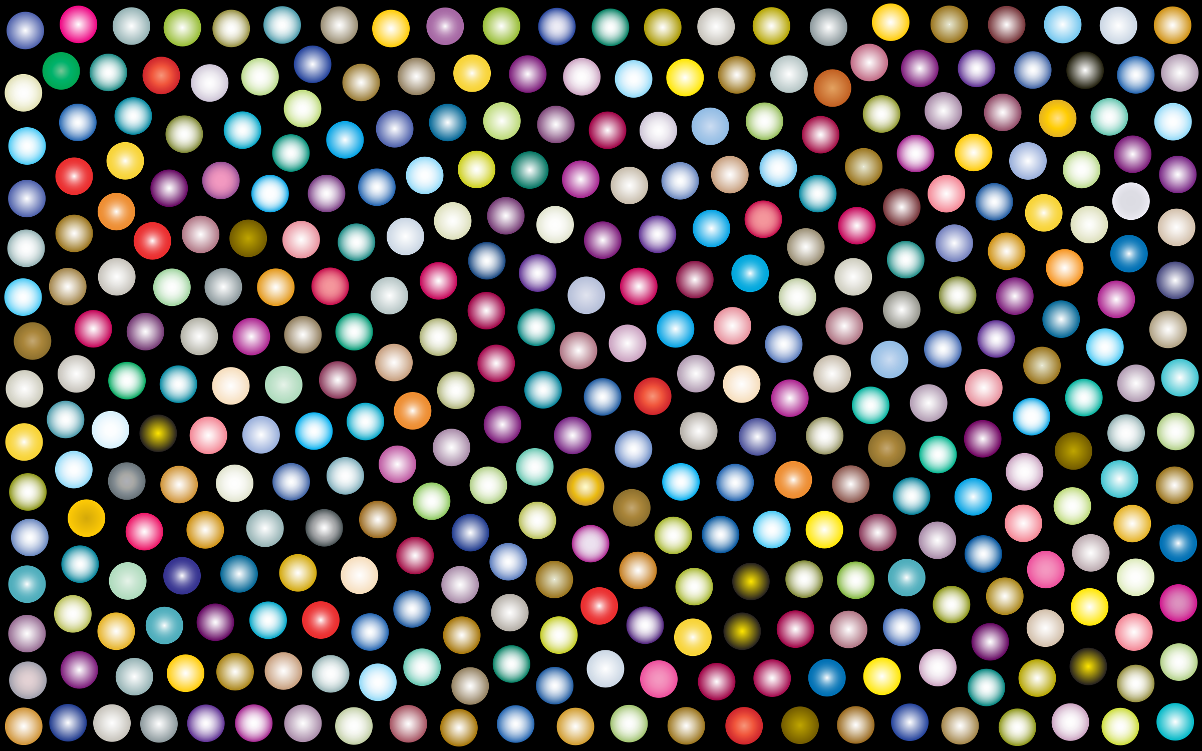 Prismatic Dots Background 3 by GDJ