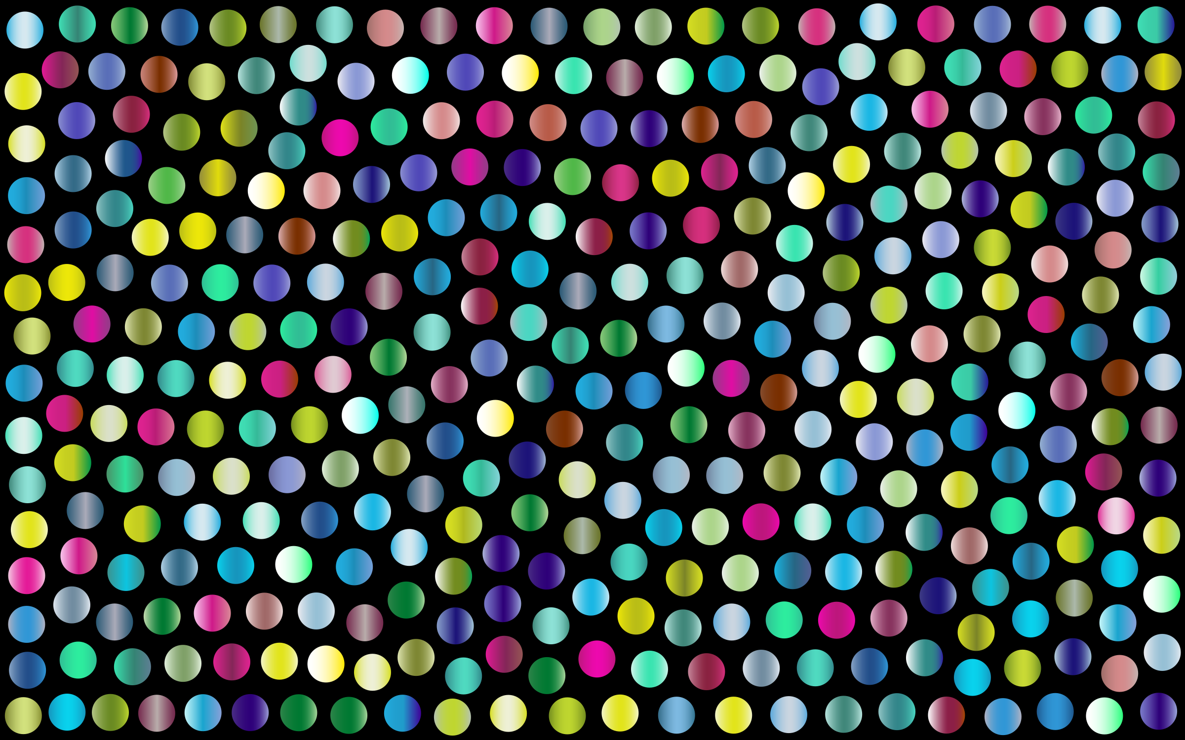 Prismatic Dots Background 4 by GDJ