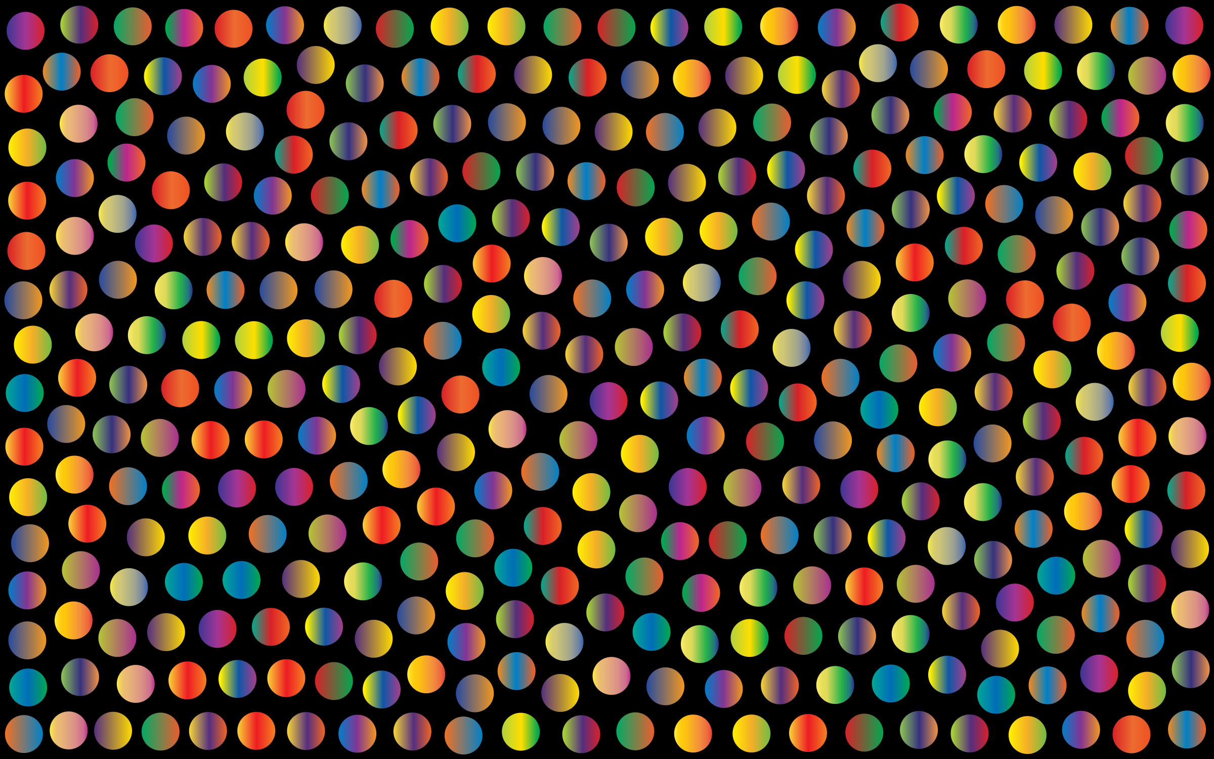 Prismatic Dots Background 5 by GDJ