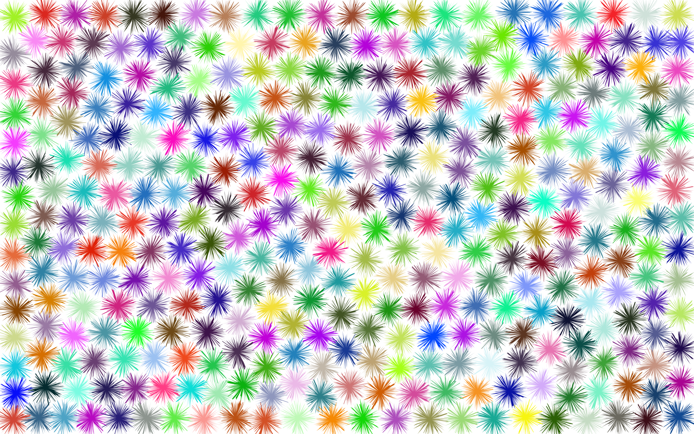 Prismatic Fuzzy Background No Background by GDJ