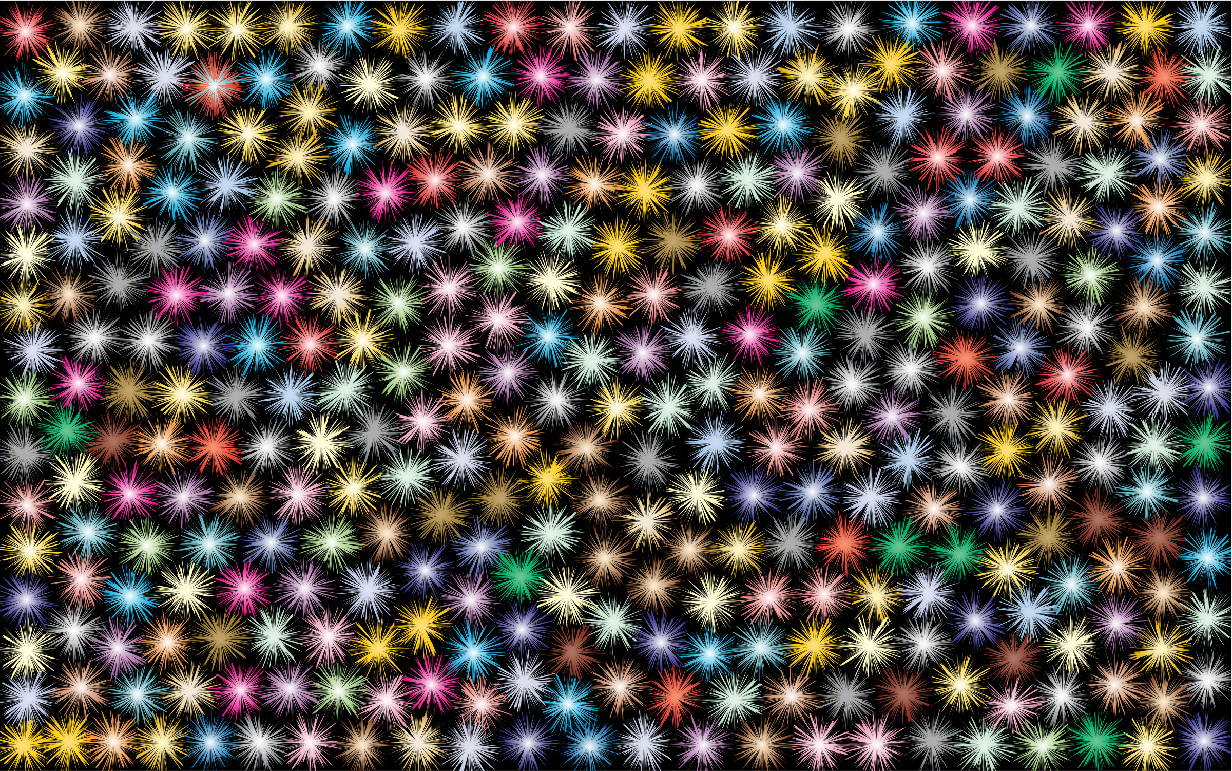Prismatic Fuzzy Background 2 by GDJ