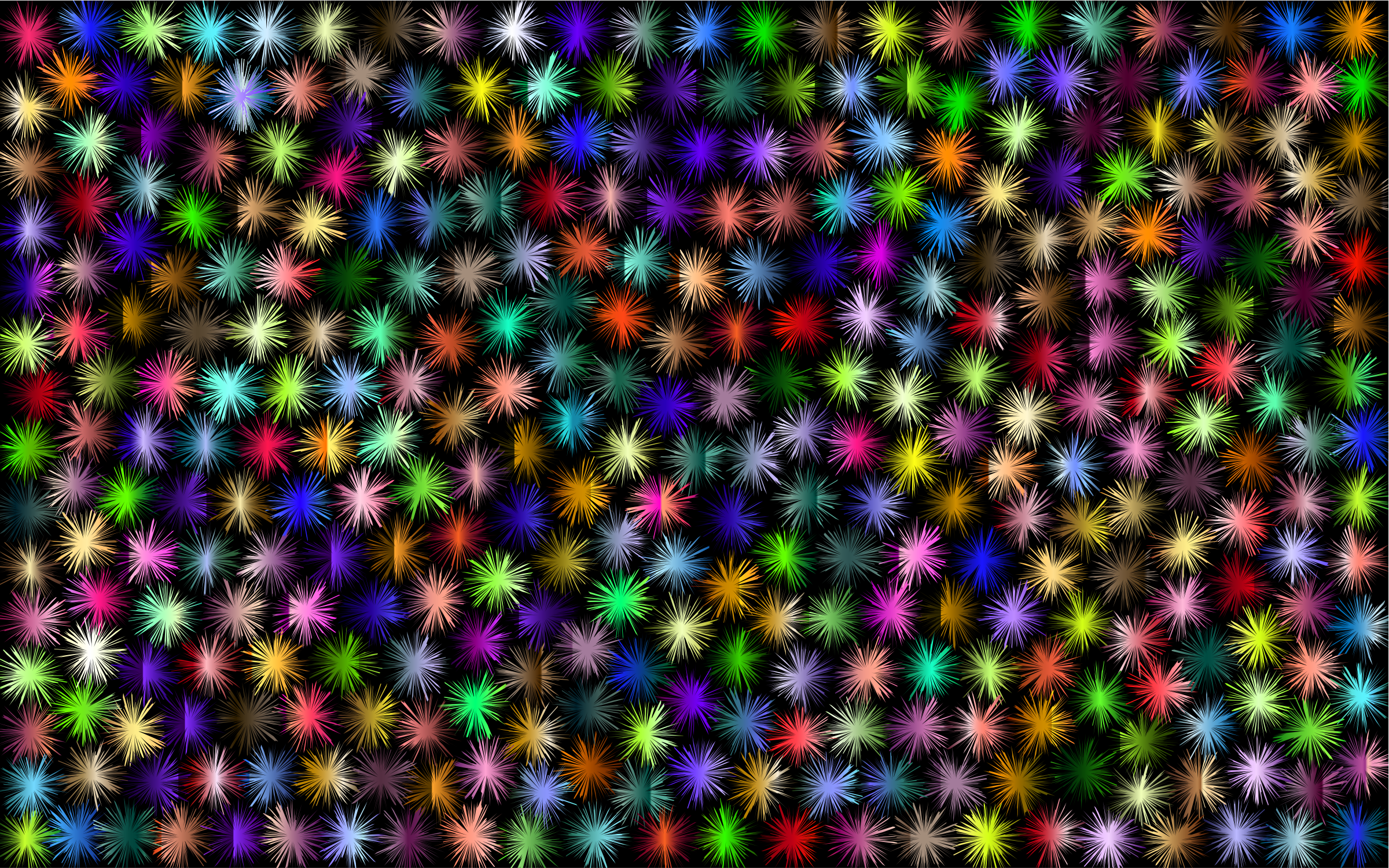 Prismatic Fuzzy Background 4 by GDJ