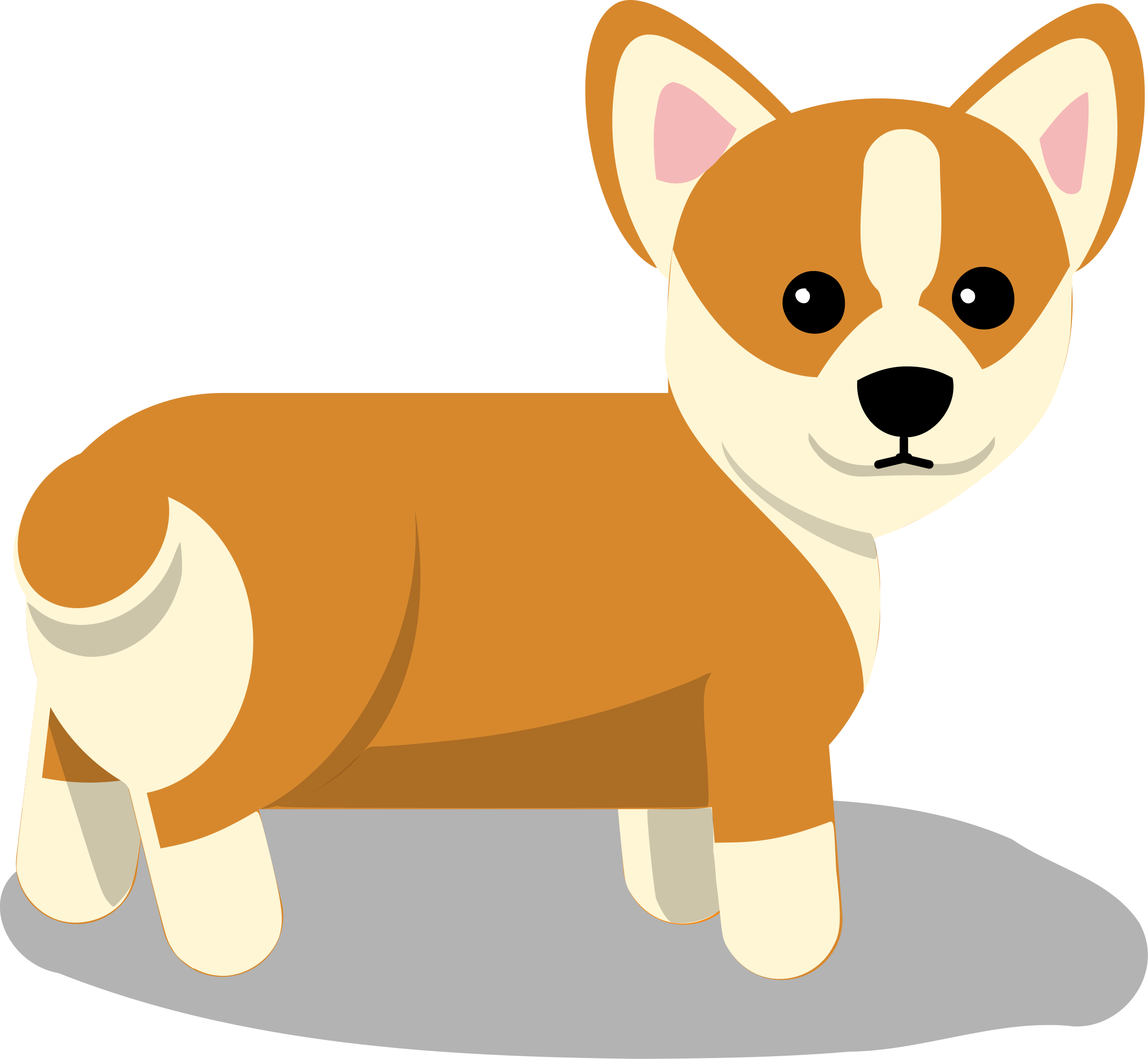 Corgi by anarres