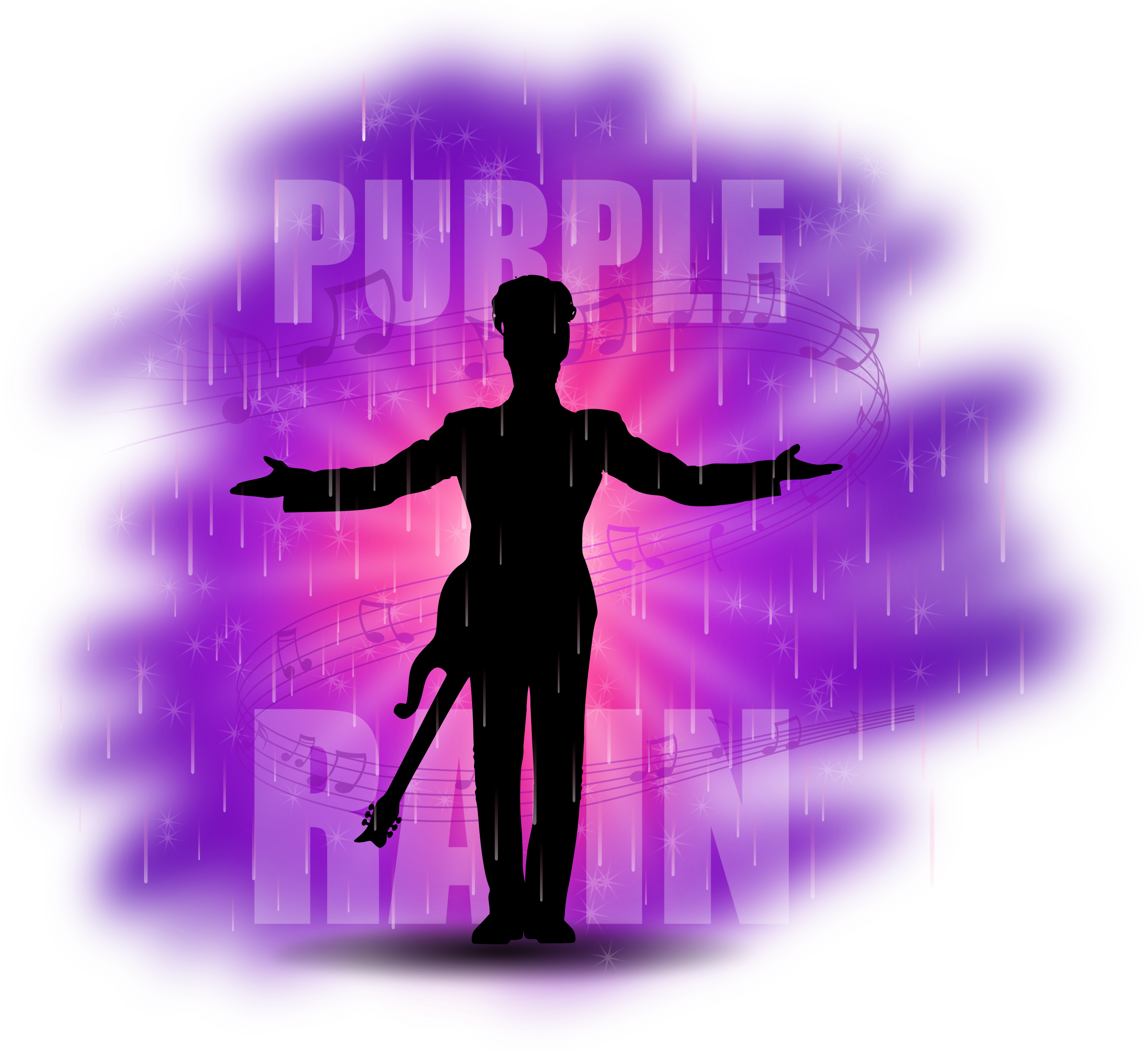 Purple Rain by Chrisdesign