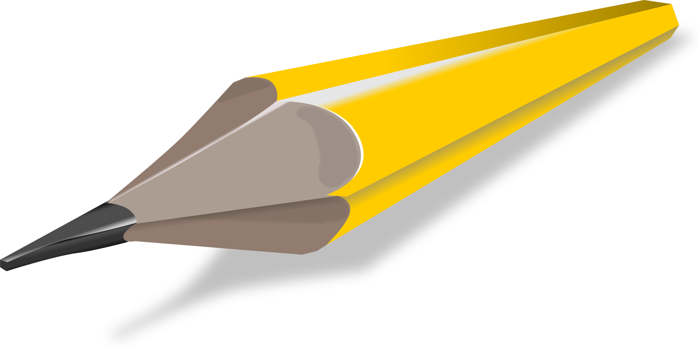 Clipart - pencil