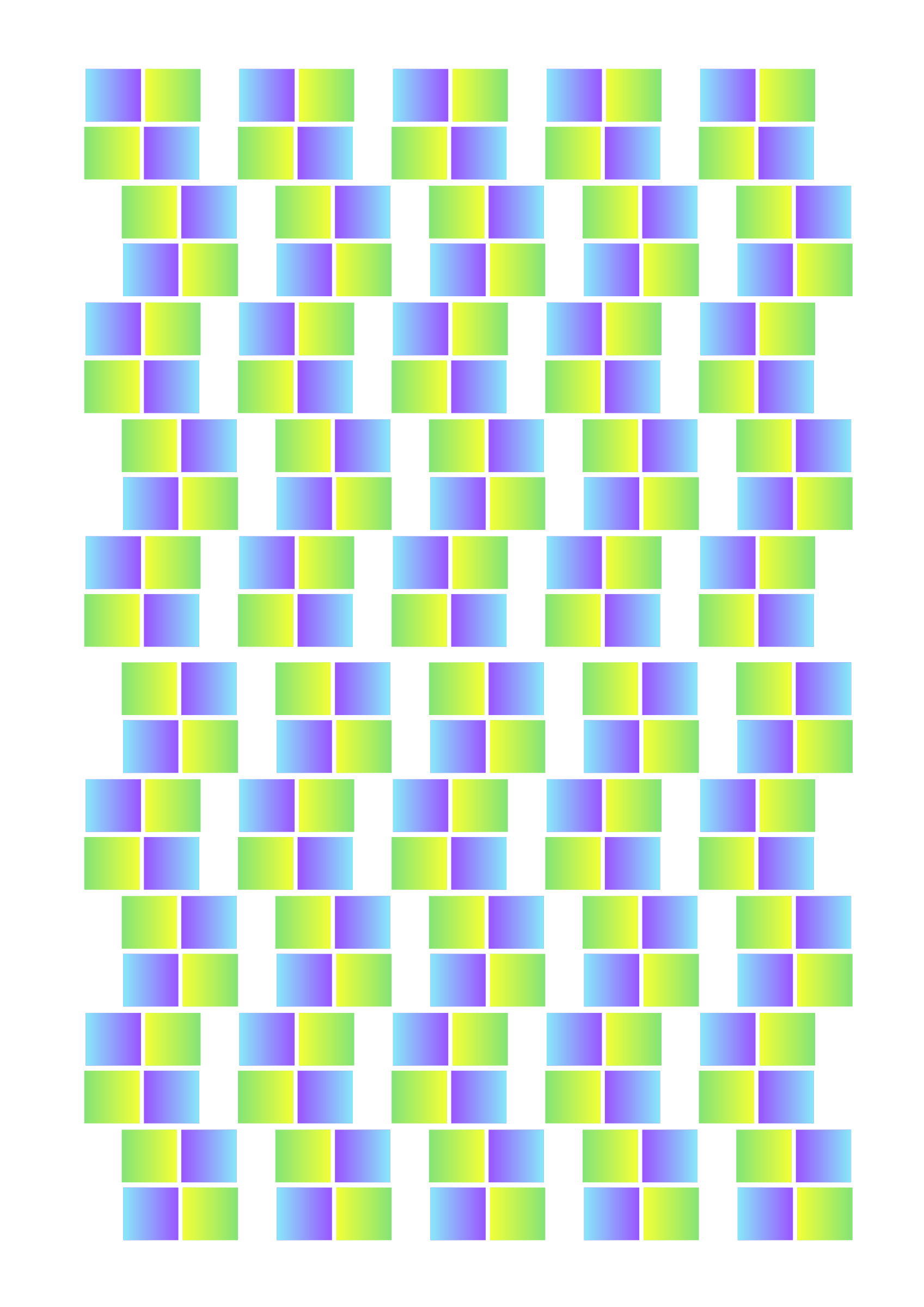 Coloured squares by 28victorydesign