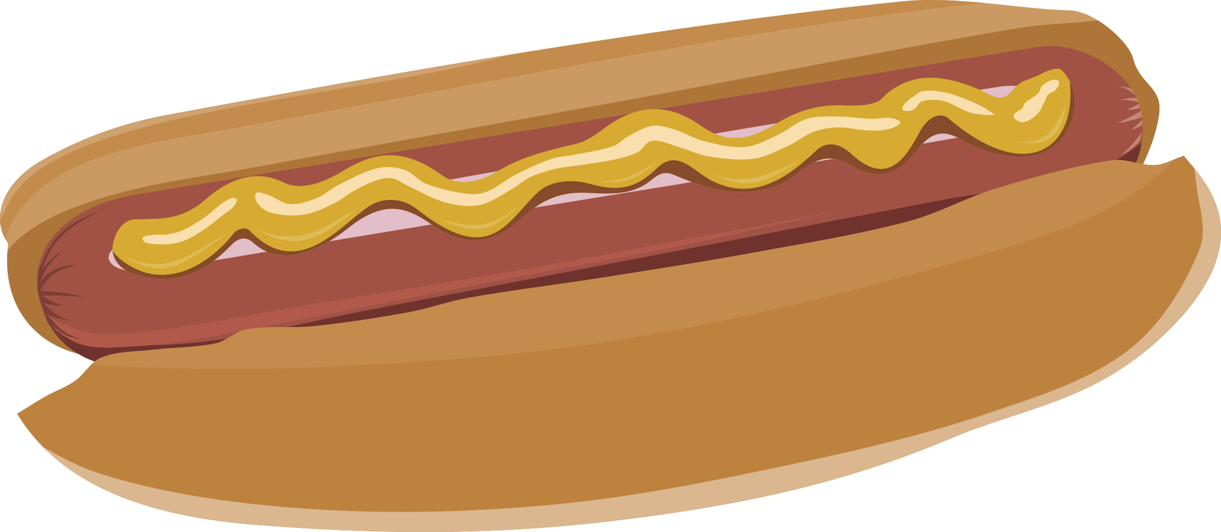 Hot dog by Rones by rones