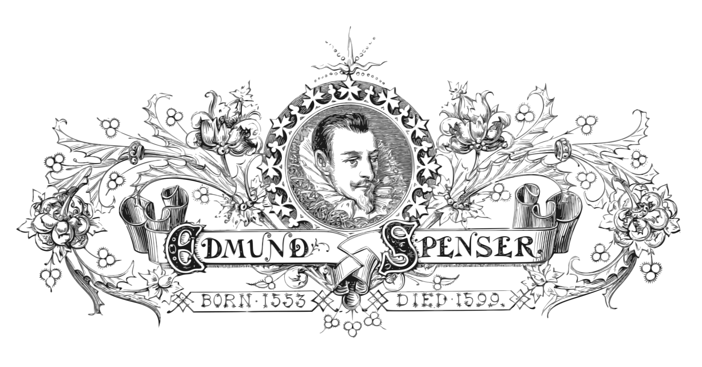 Edmund Spenser by Firkin