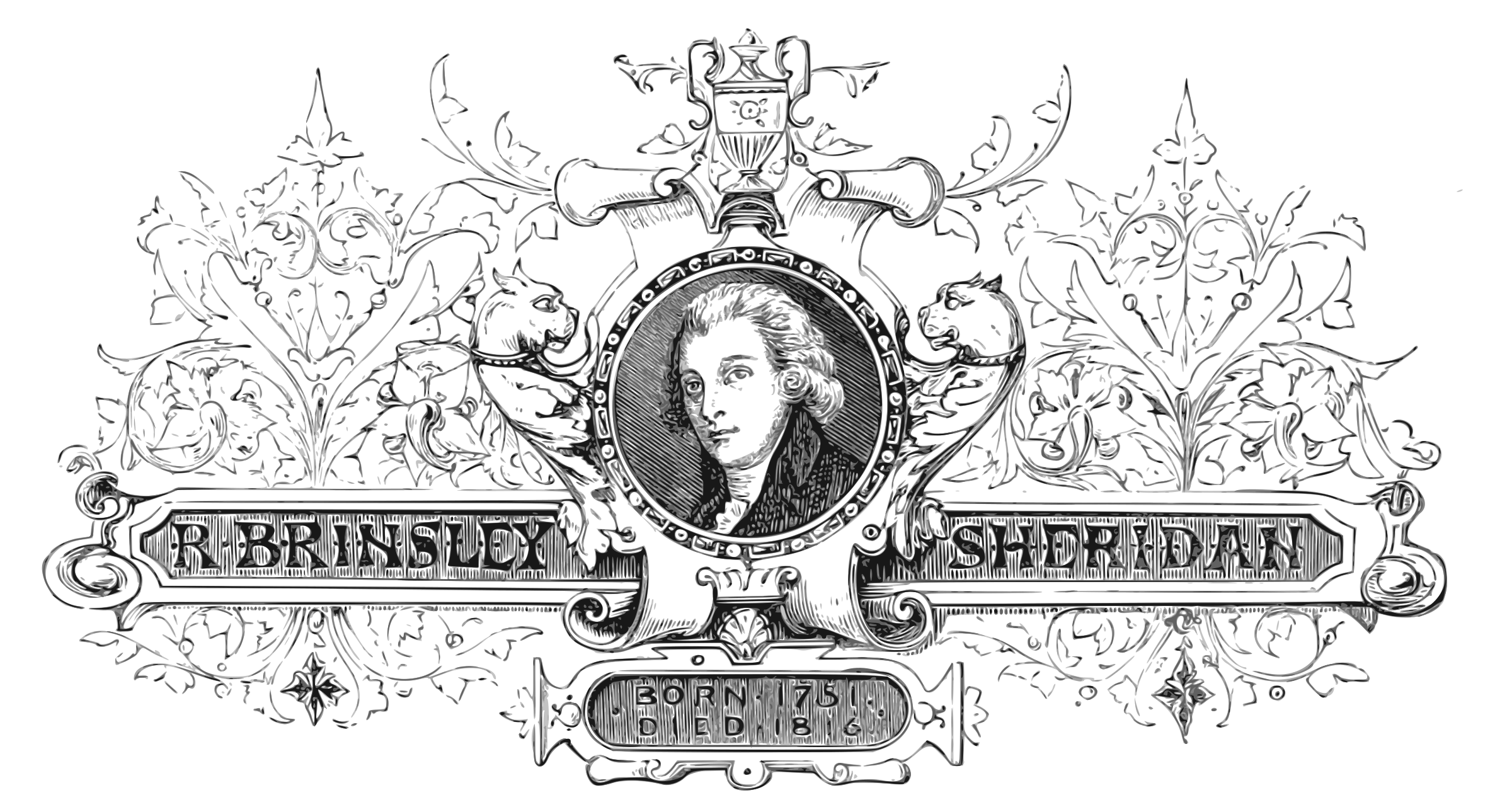 R. Brinsley Sheridan by Firkin
