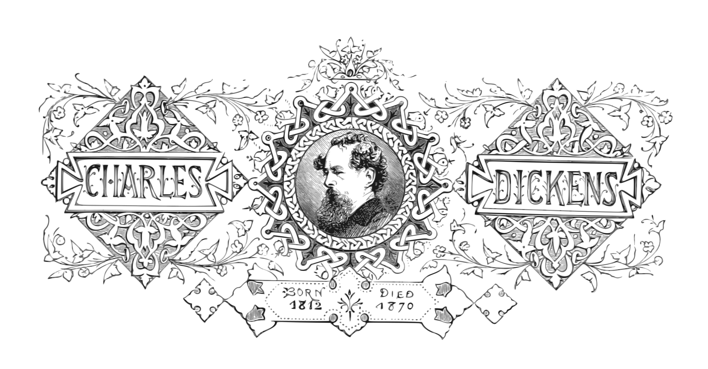 Charles Dickens by Firkin