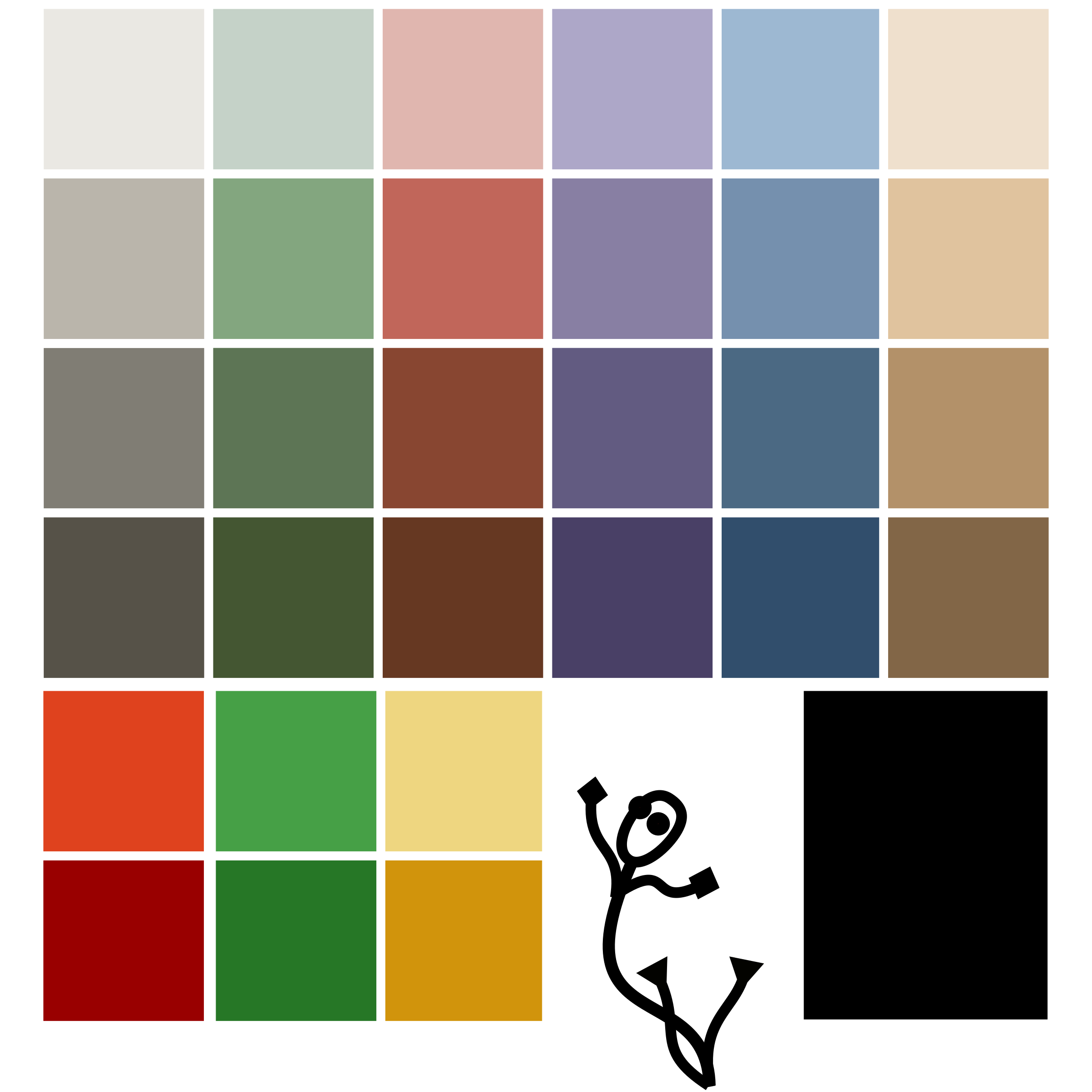 Color Palette by Andy