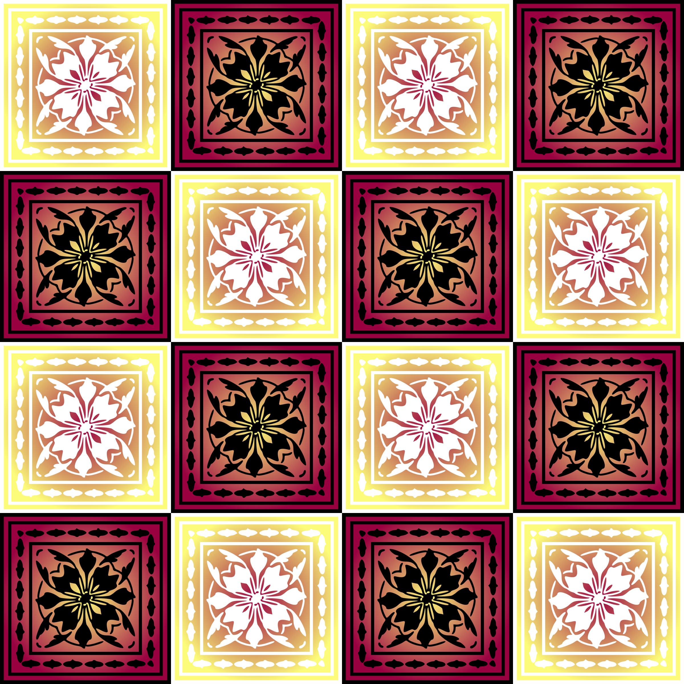 Background pattern 124 (colour) by Firkin