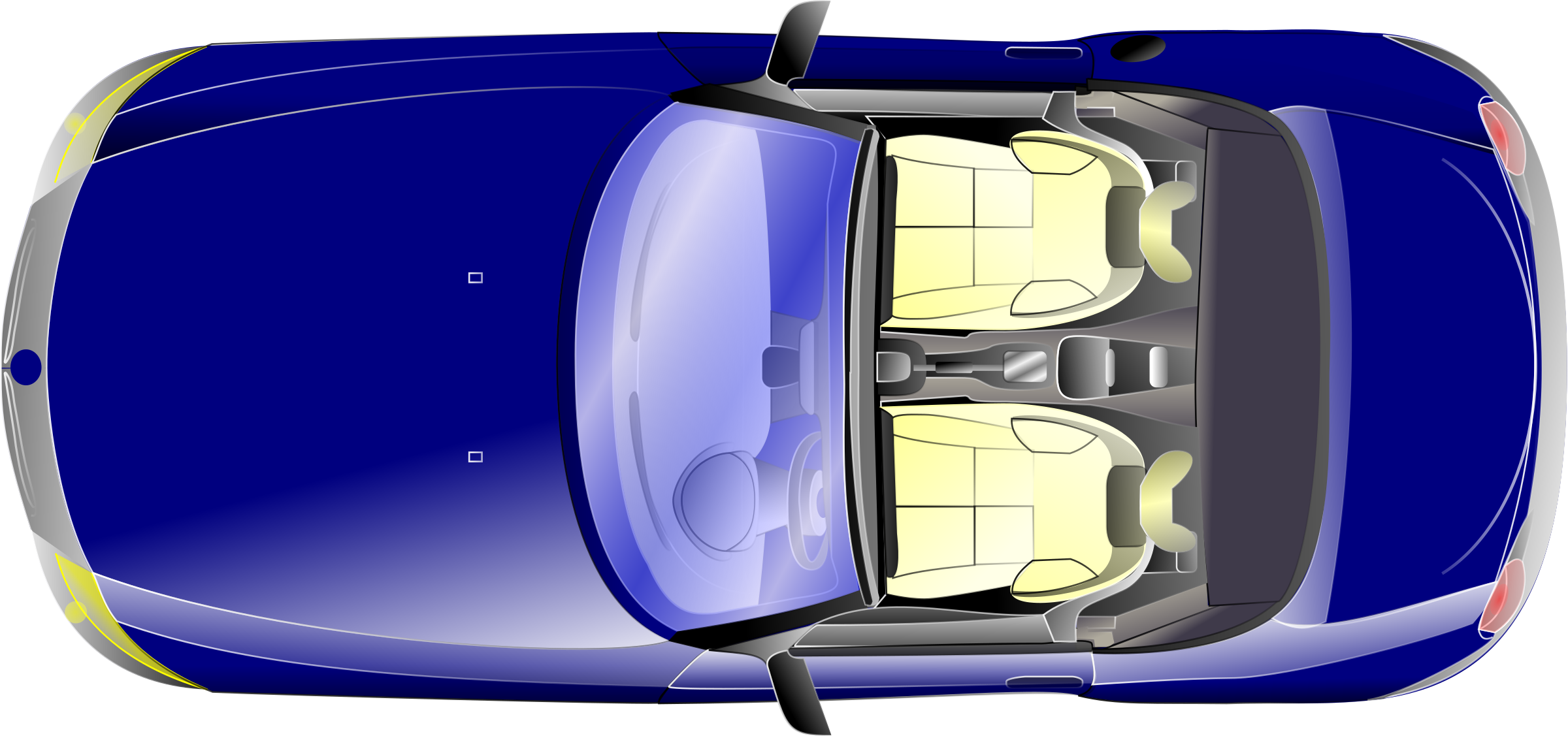 BMW Z4 top view by Anonymous
