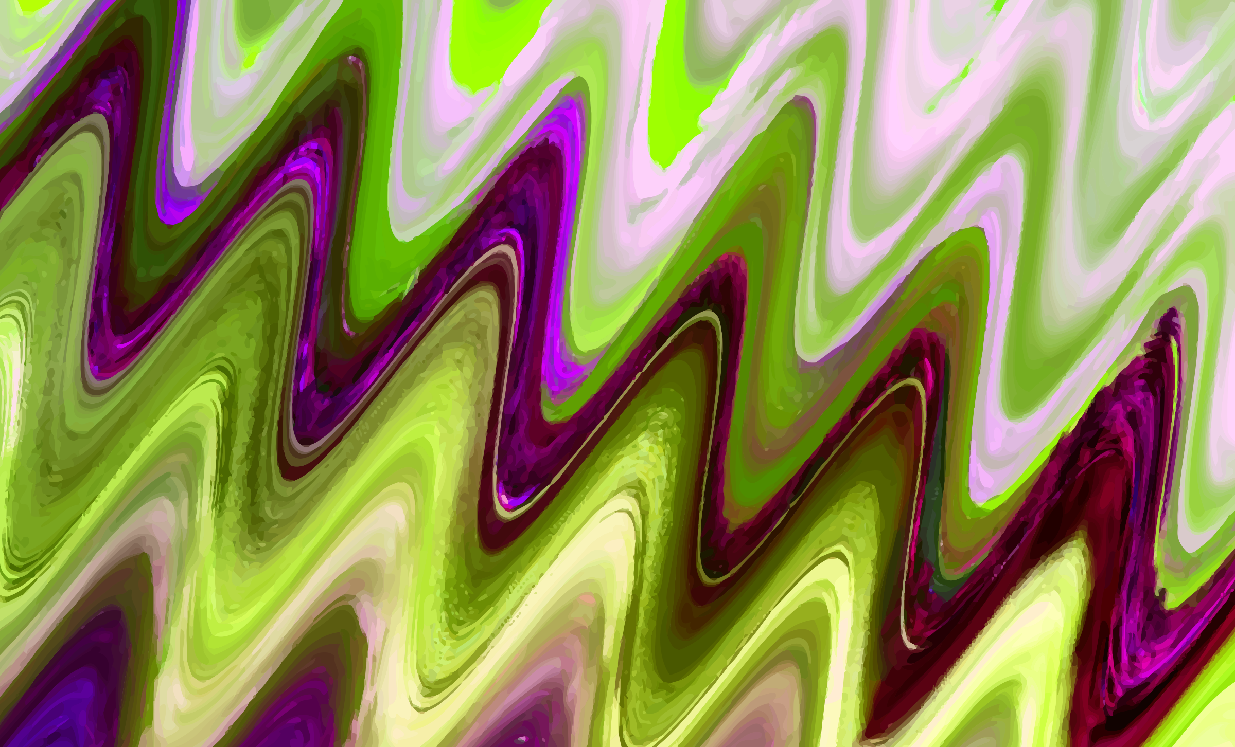 Sine wave background pattern 3 by Firkin