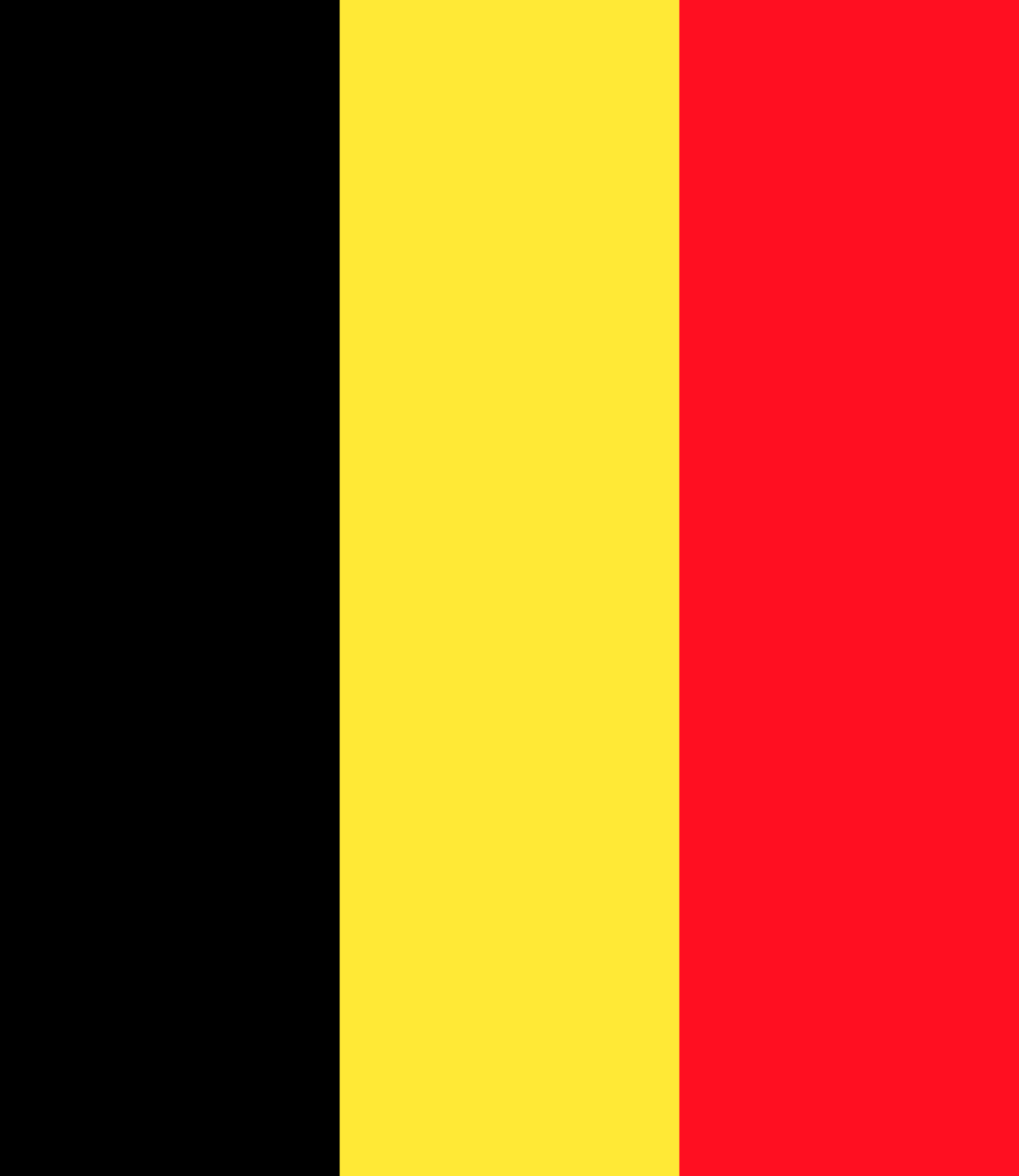 The Flag of Belgium by AdamStanislav