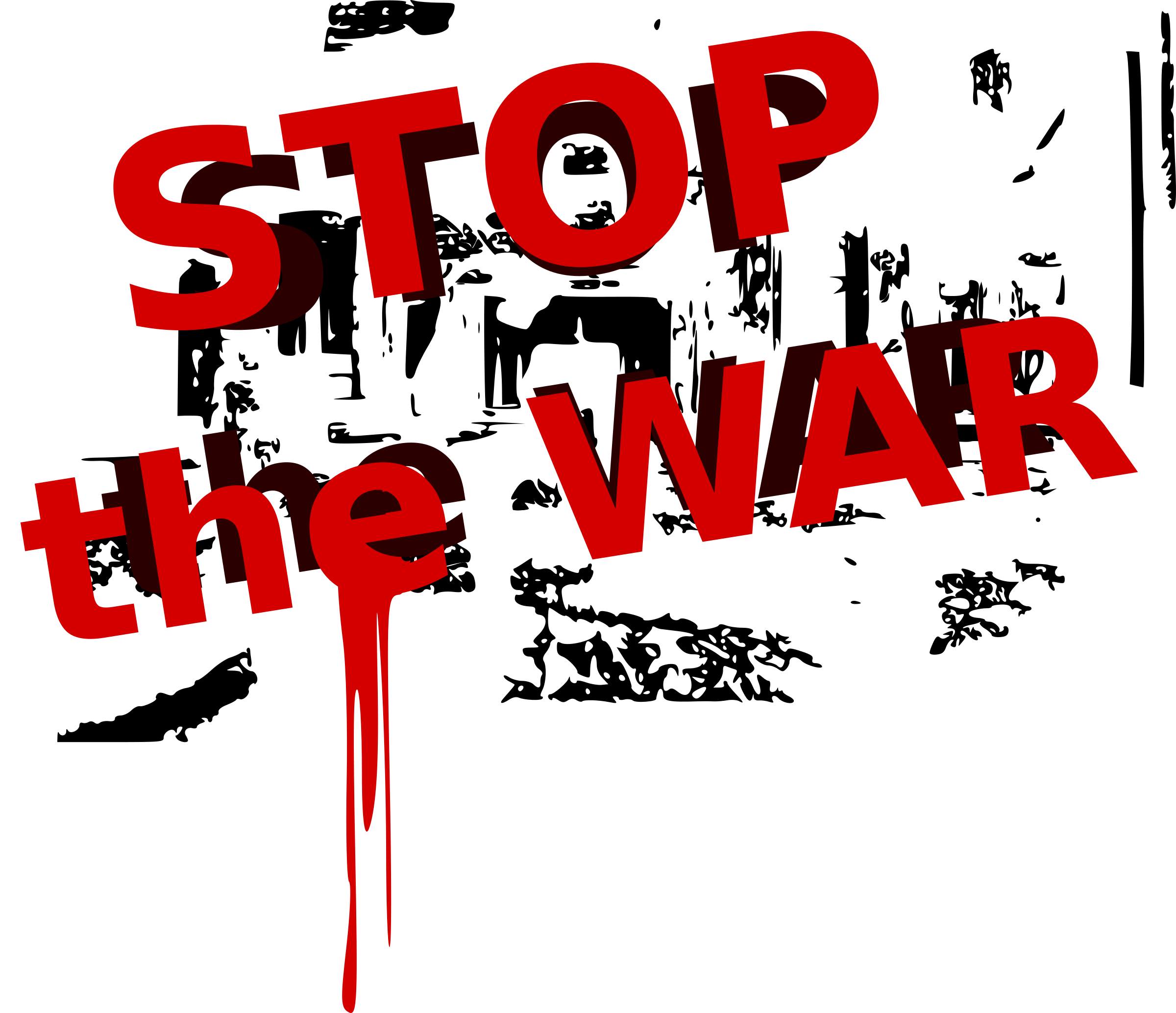 Stop The War by hackdorte