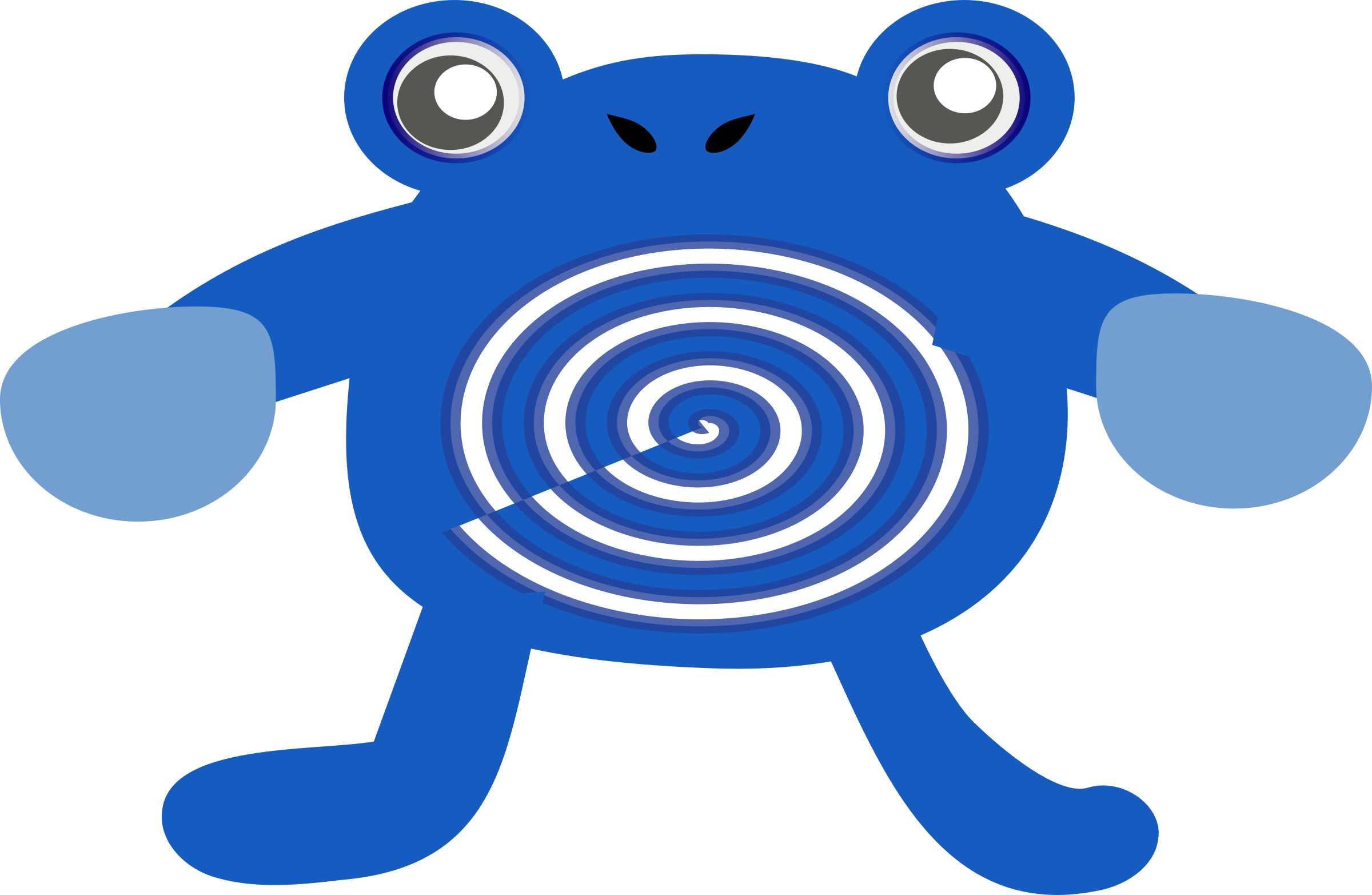 poliwhirl pokemon wwwimgkidcom the image kid has it