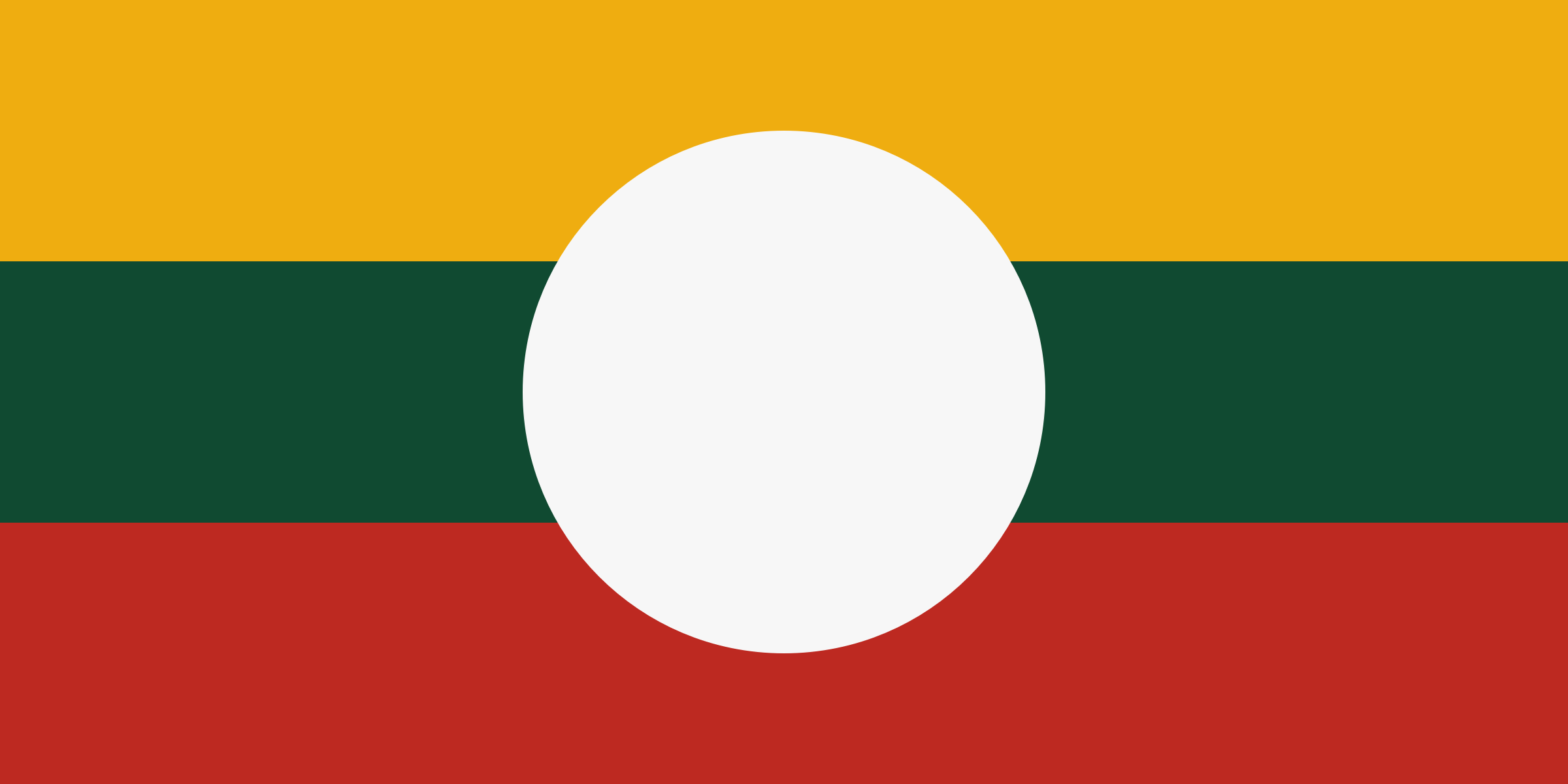 The Shan Flag by AdamStanislav