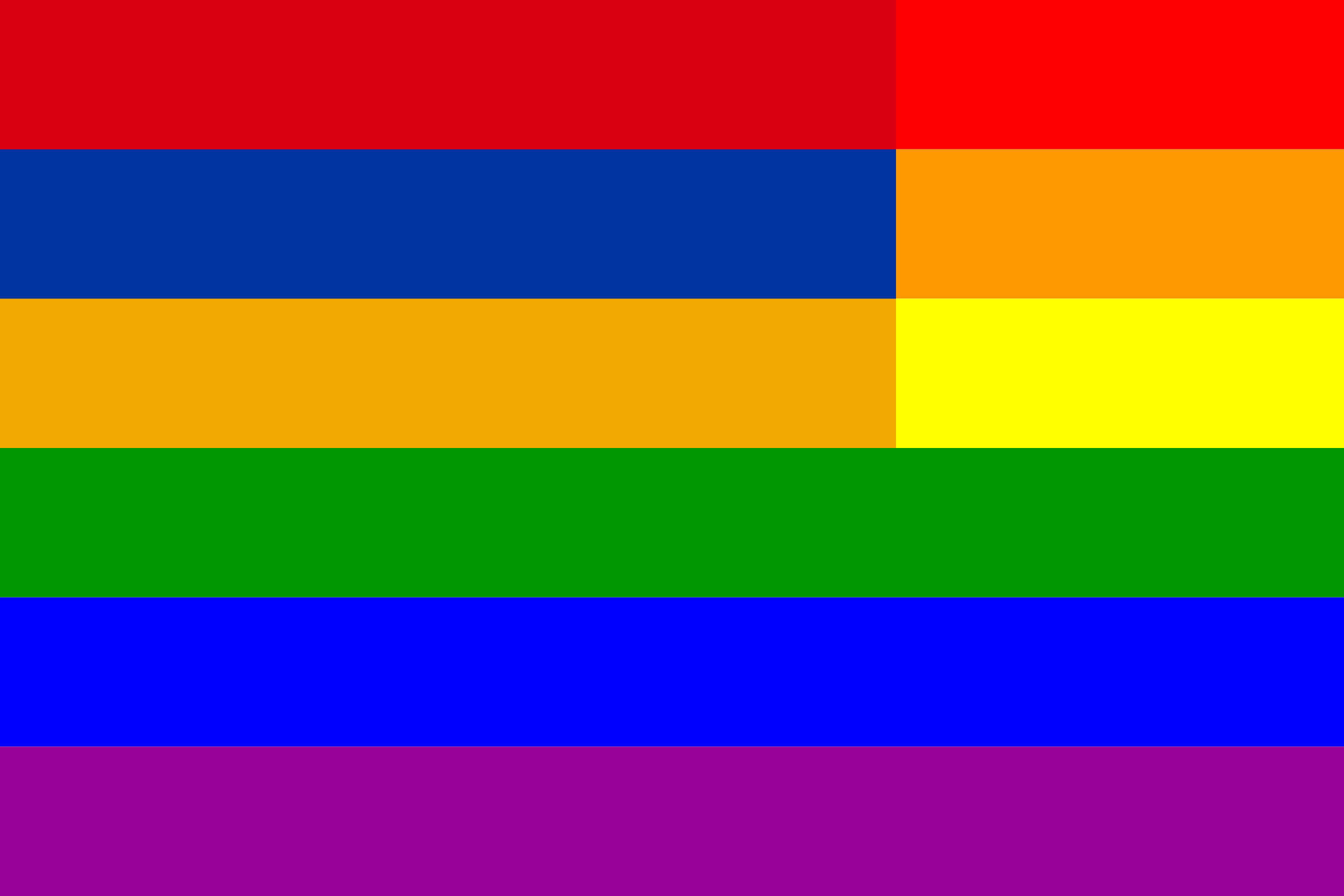 Armenia Rainbow Flag by AdamStanislav