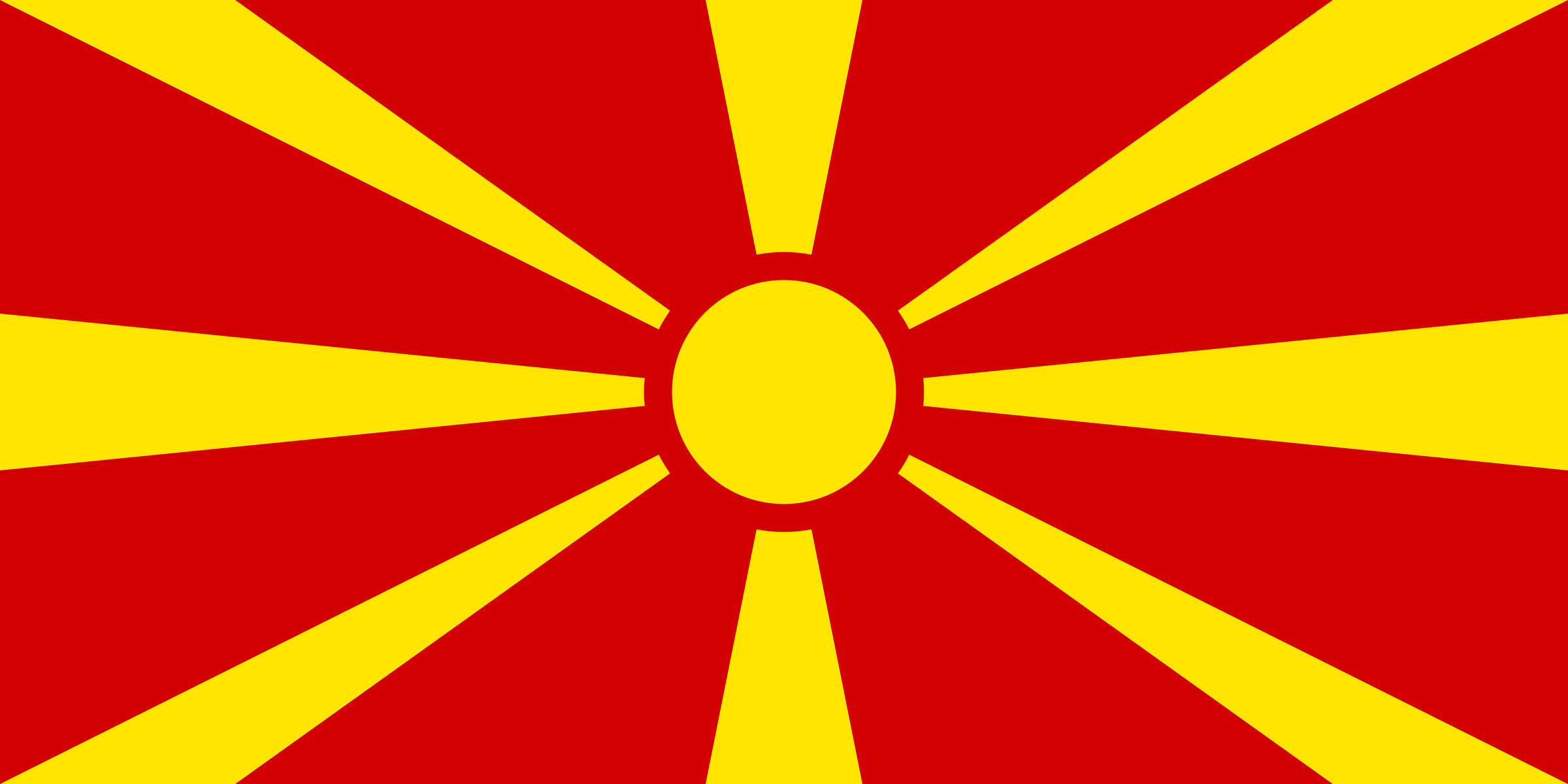 The Macedonia Flag by AdamStanislav