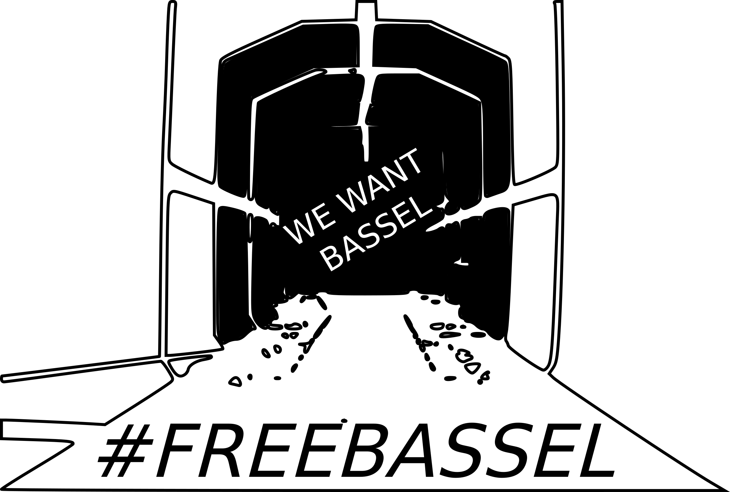 WE WANT BASSEL by hackdorte