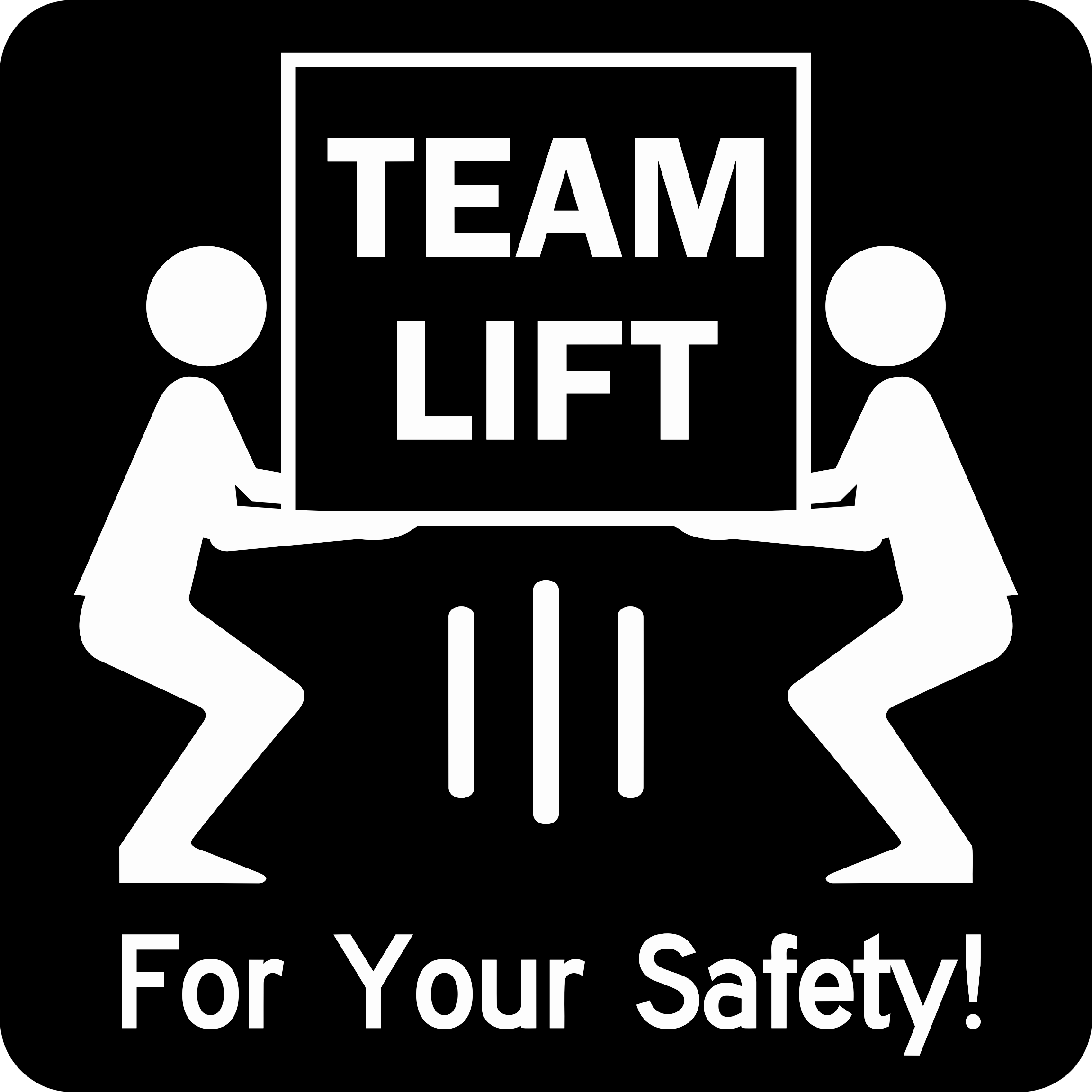 Team Lift Vectorized by GDJ