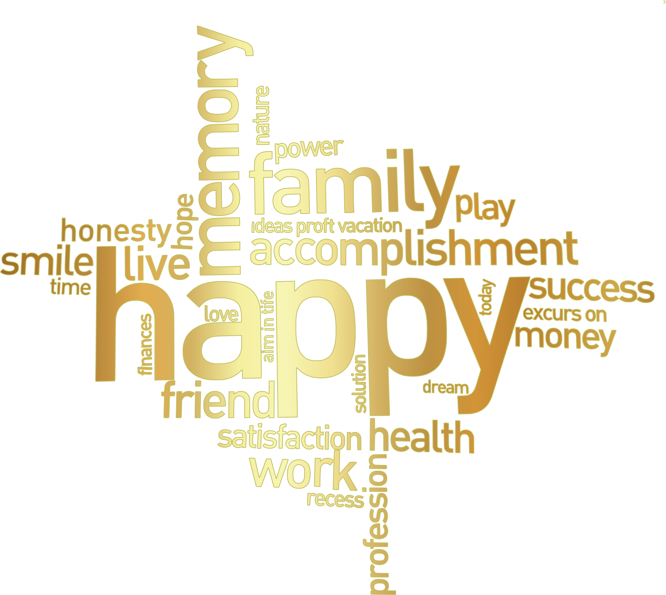 Happy Word Png | www.pixshark.com - Images Galleries With ...