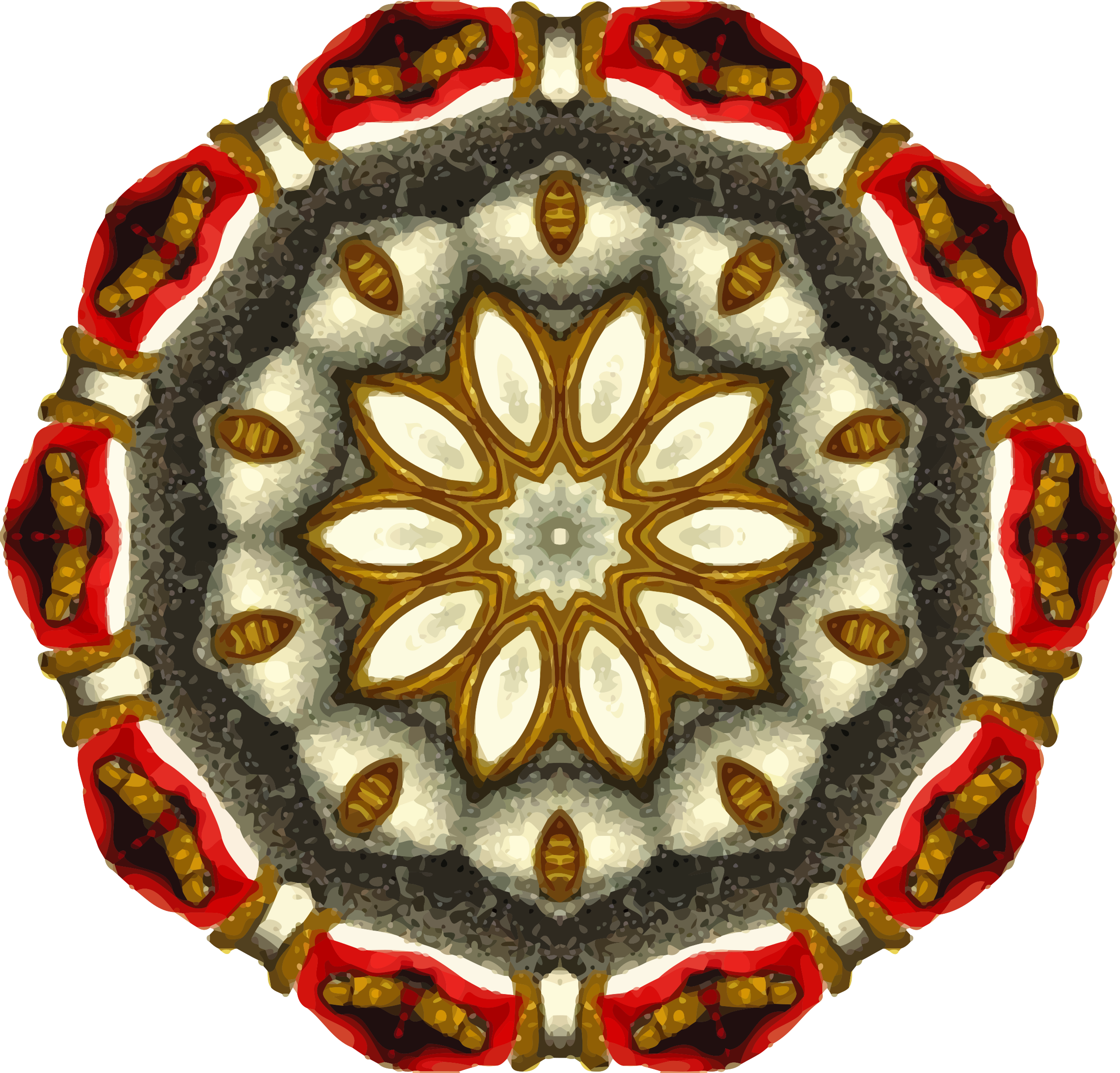Mandala 11 by Firkin