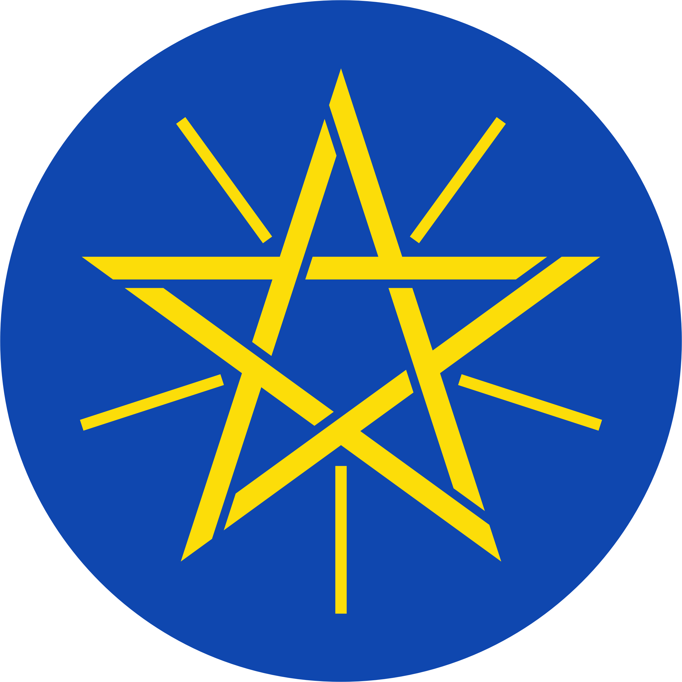 The Ethiopia Emblem by AdamStanislav