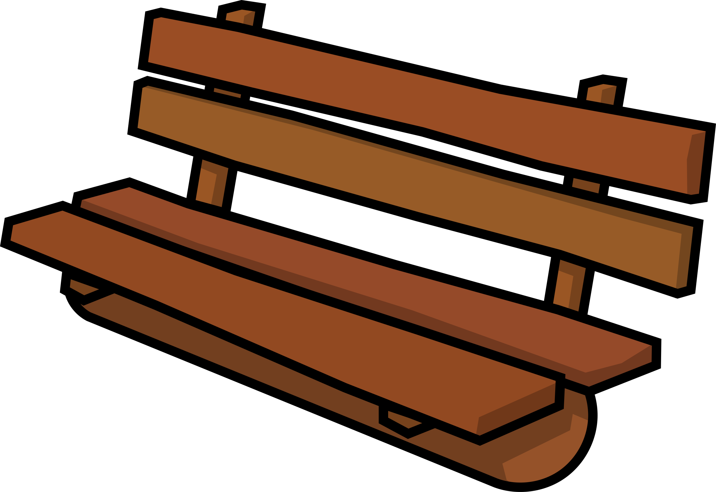 Bench by raemi