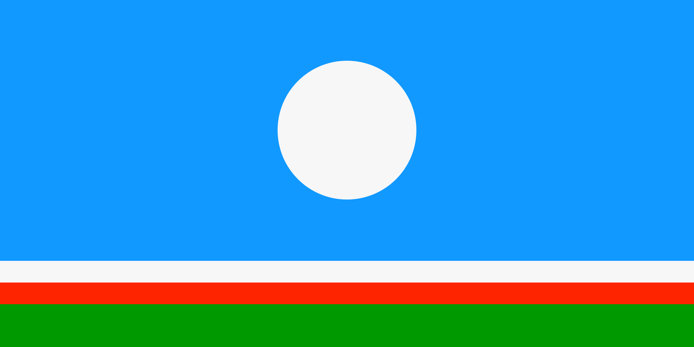 The Yakut Flag by AdamStanislav