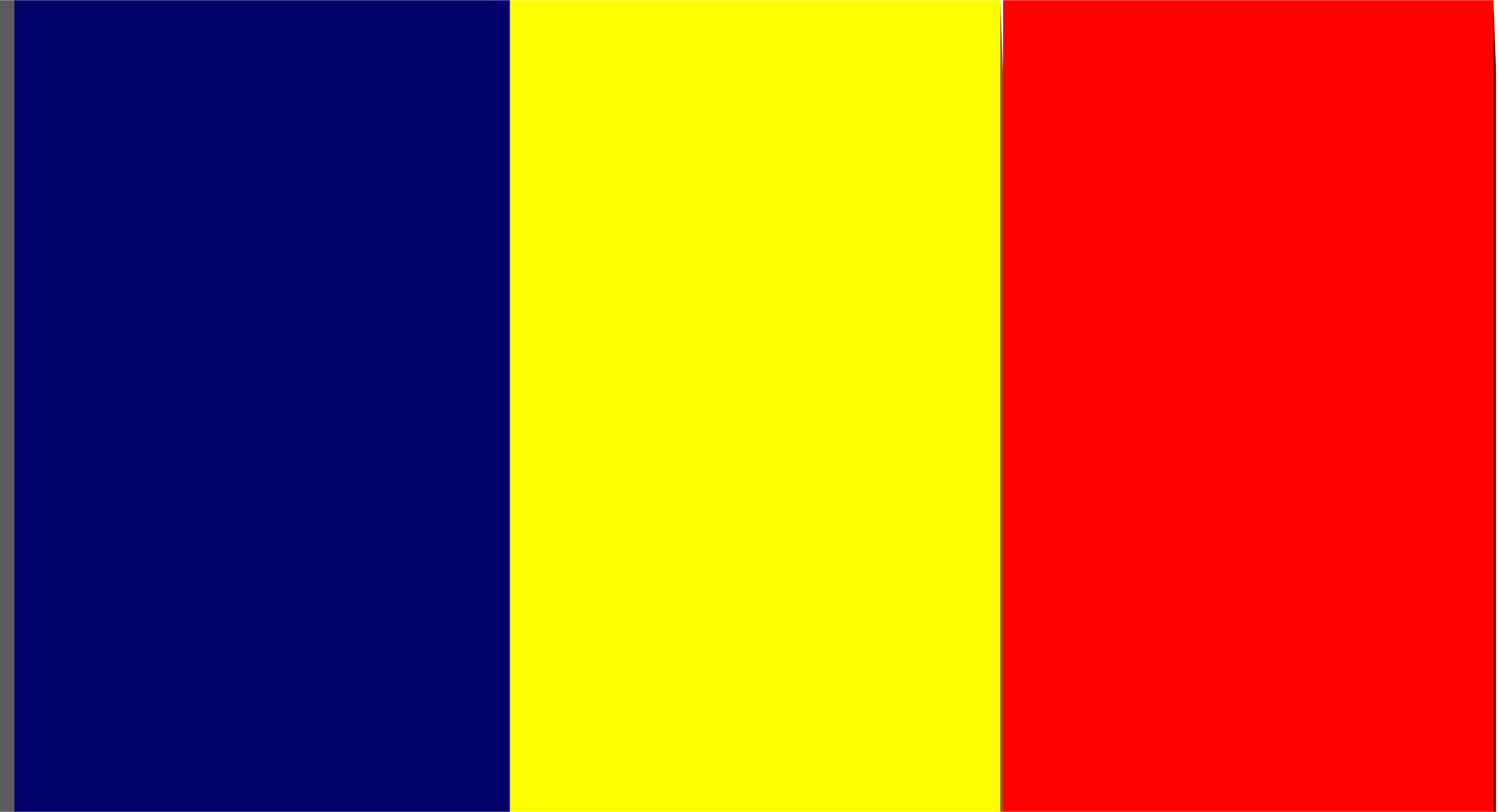 Flag of Chad by Joesph