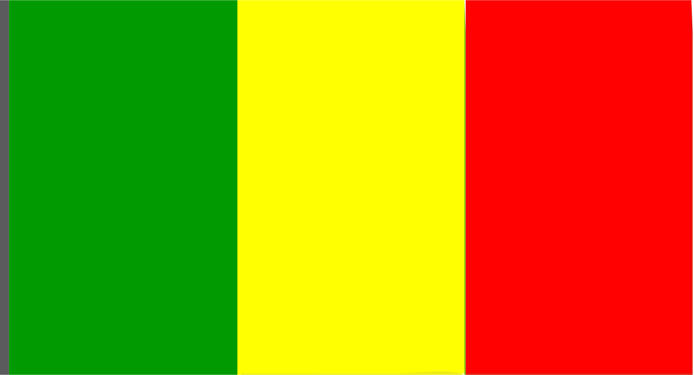 Flag of Mali by Joesph