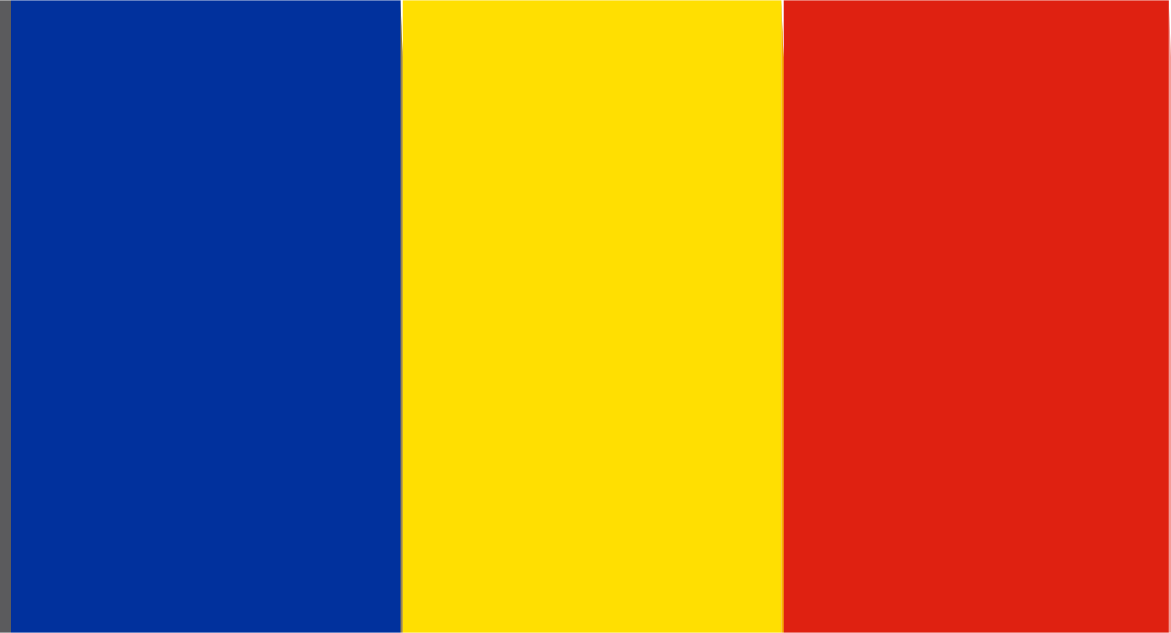 Flag of Romania by Joesph