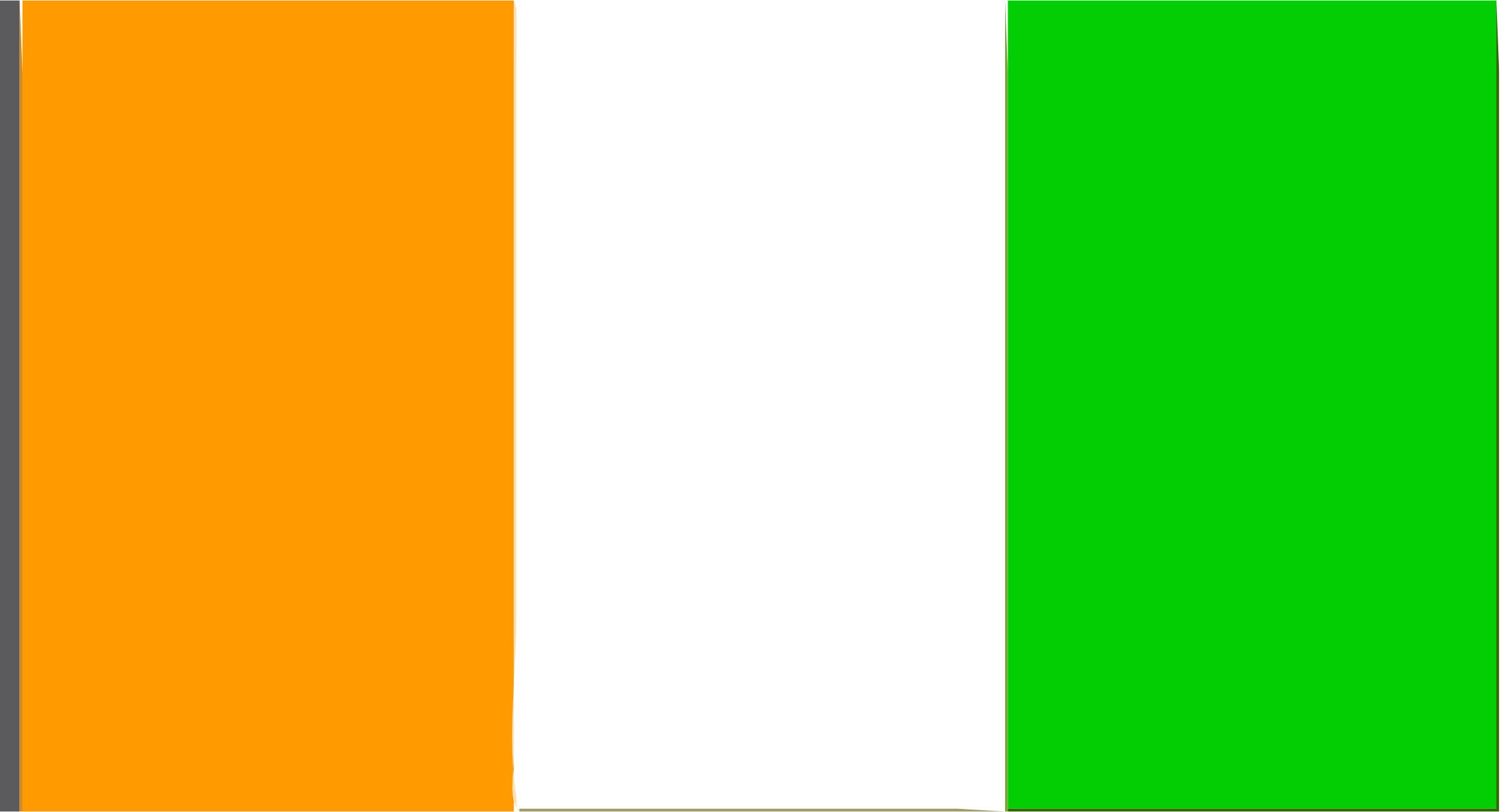 Flag of Cote dIvoire by Joesph