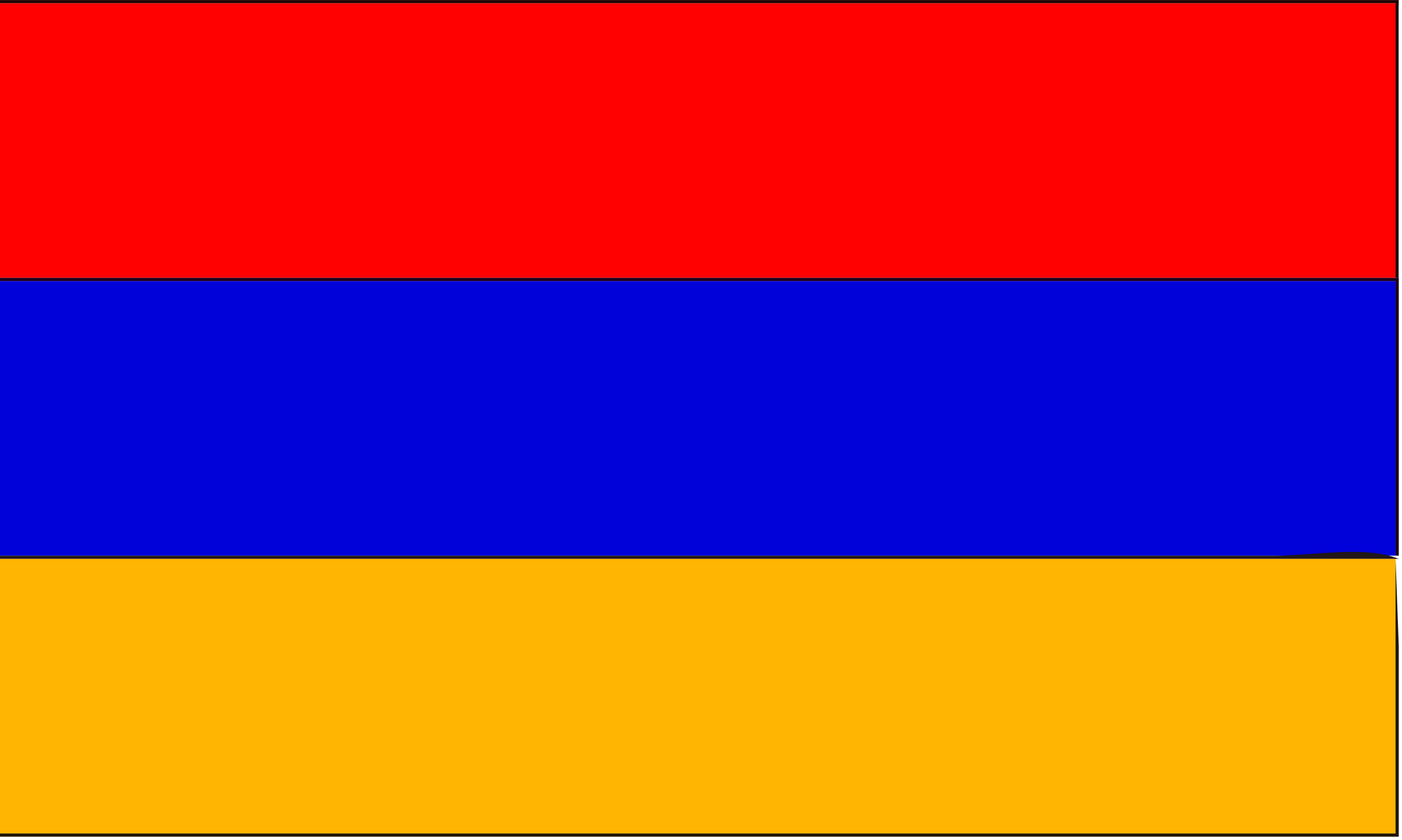 Flag of Armenia by Joesph