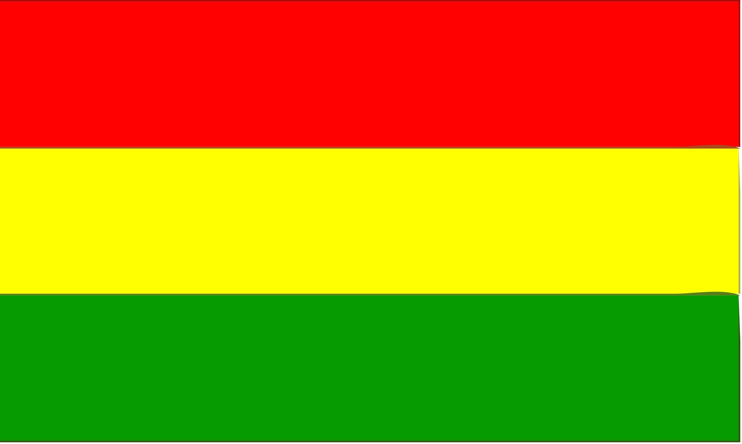 Flag of Bolivia by Joesph