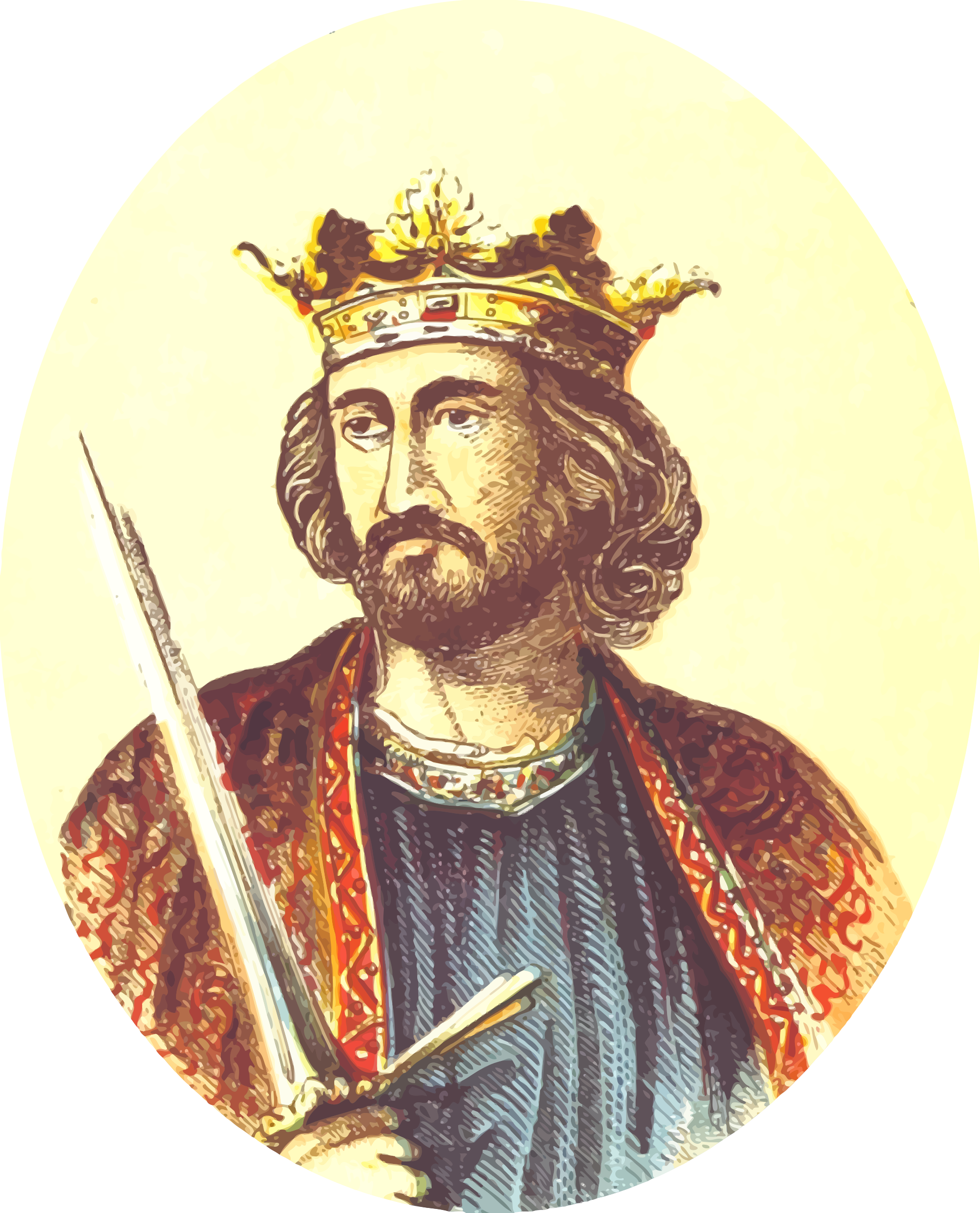 King Edward I by Firkin