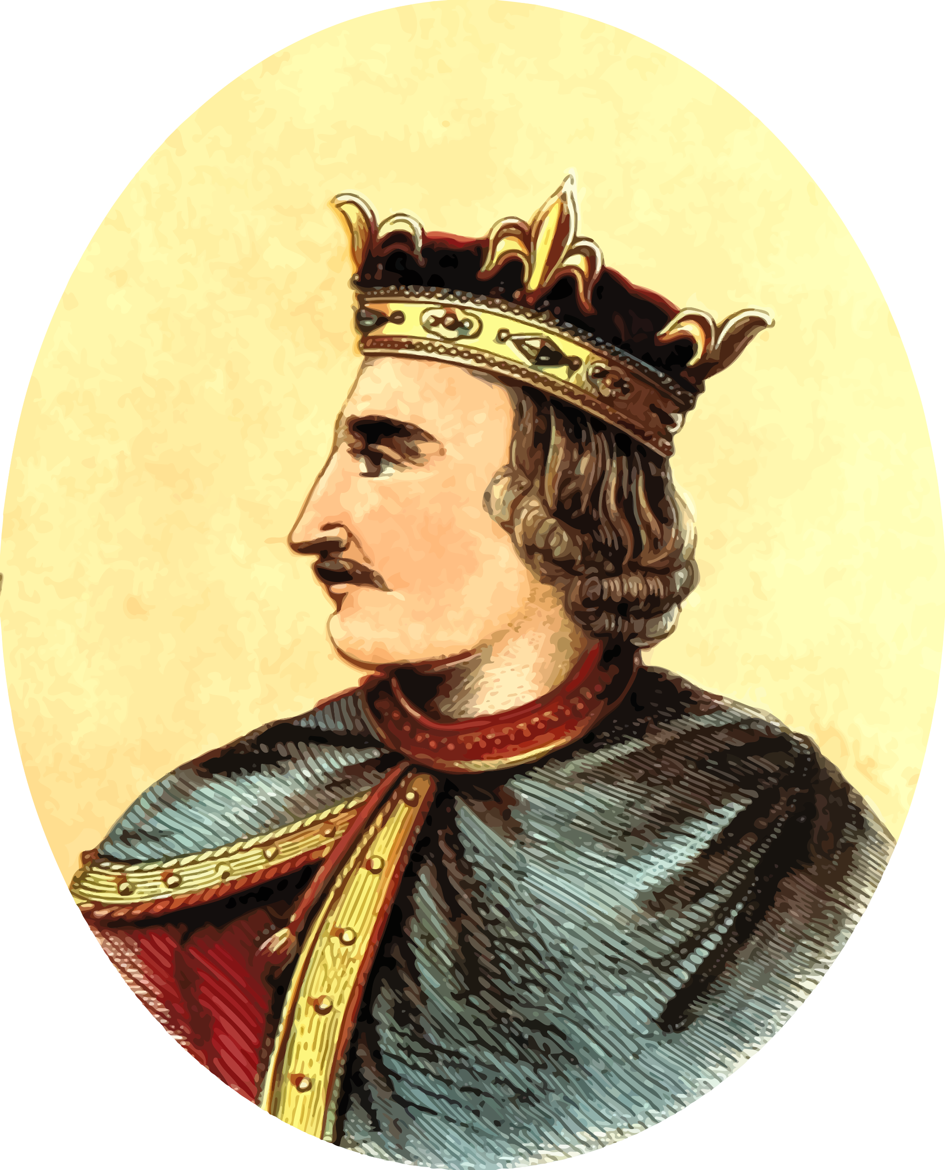 King Henry I by Firkin