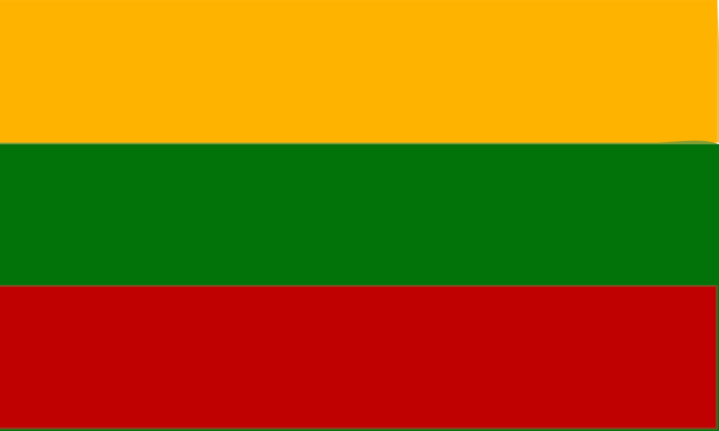 Flag of Lithuania by Joesph