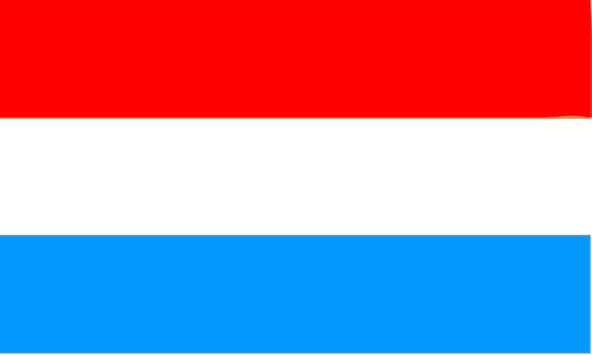 Flag of Luxemburg by Joesph