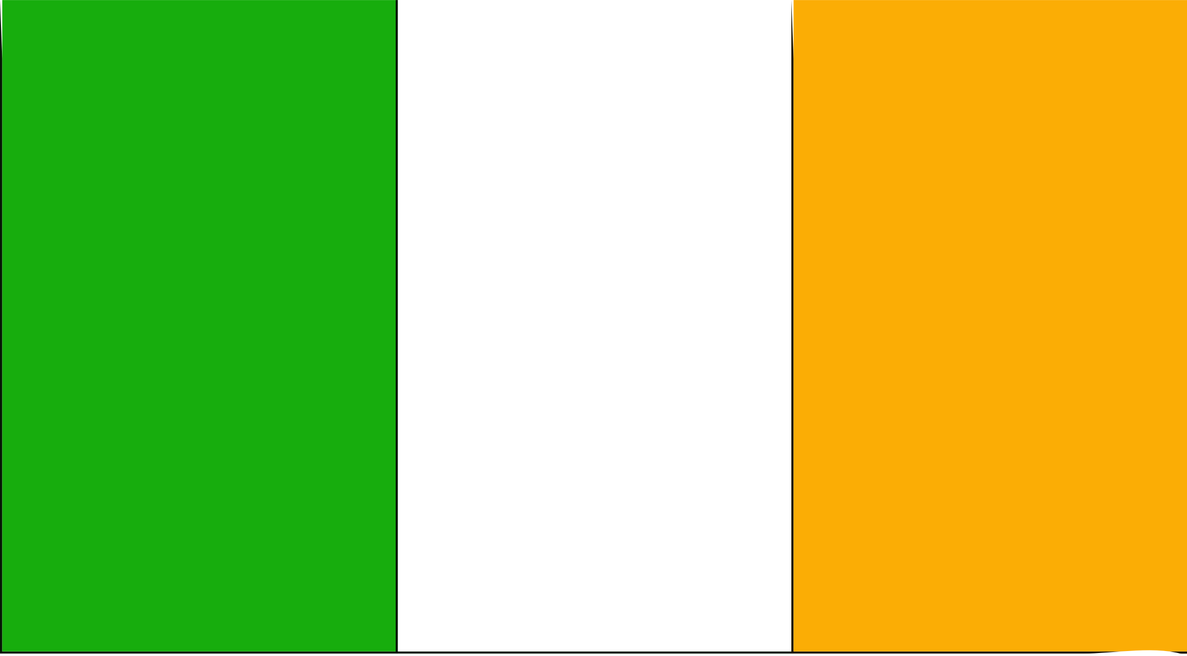 Flag of Ireland by Joesph