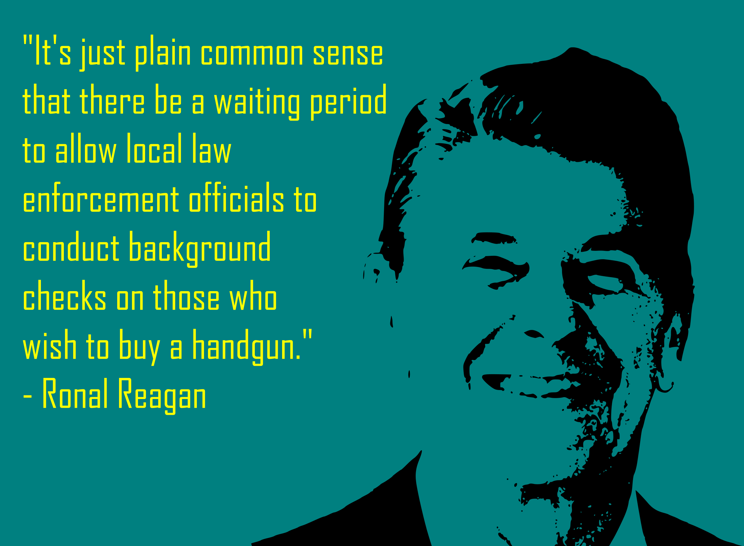Ronald Reagan quote by liftarn