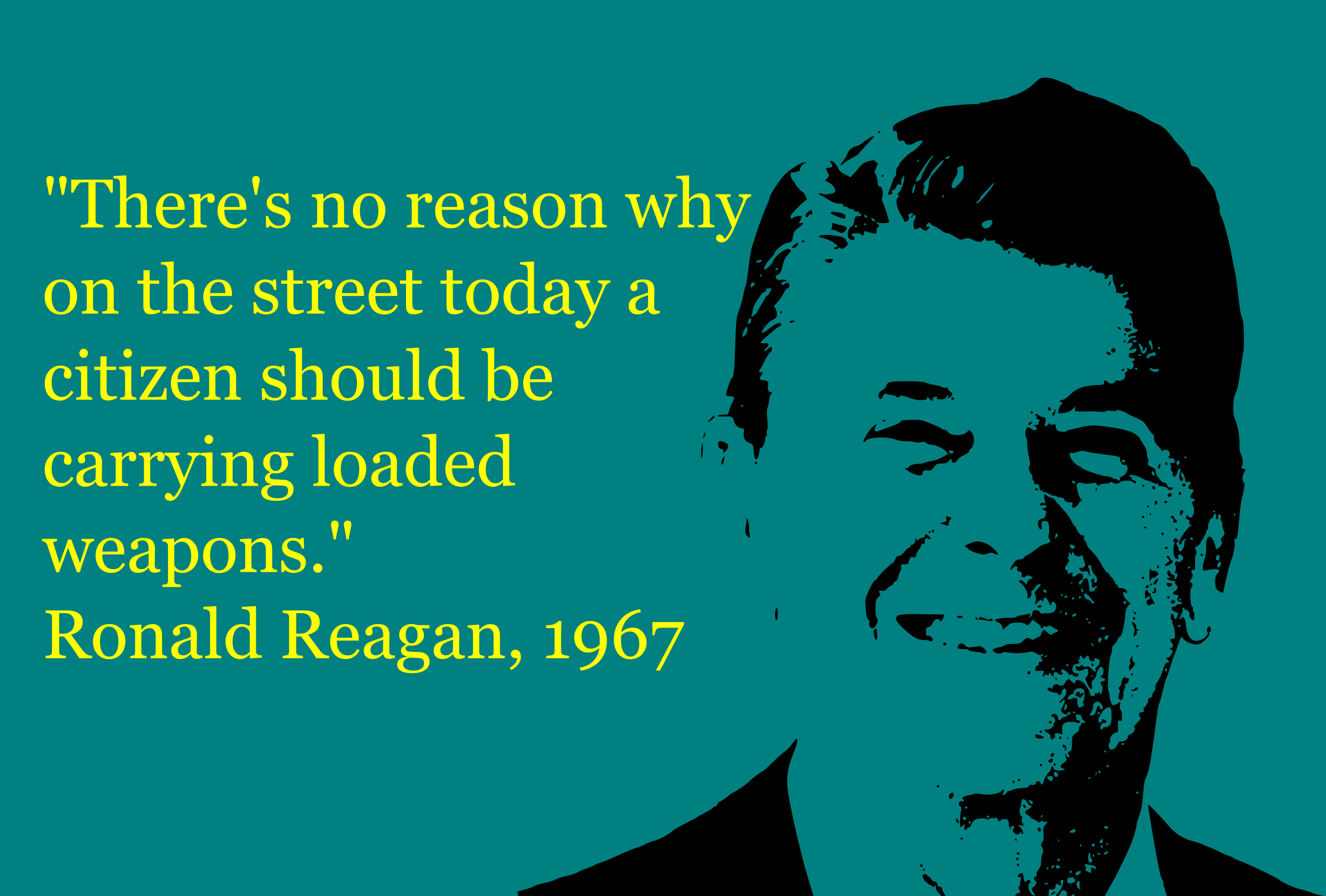 Ronald Reagan quote 2 by liftarn