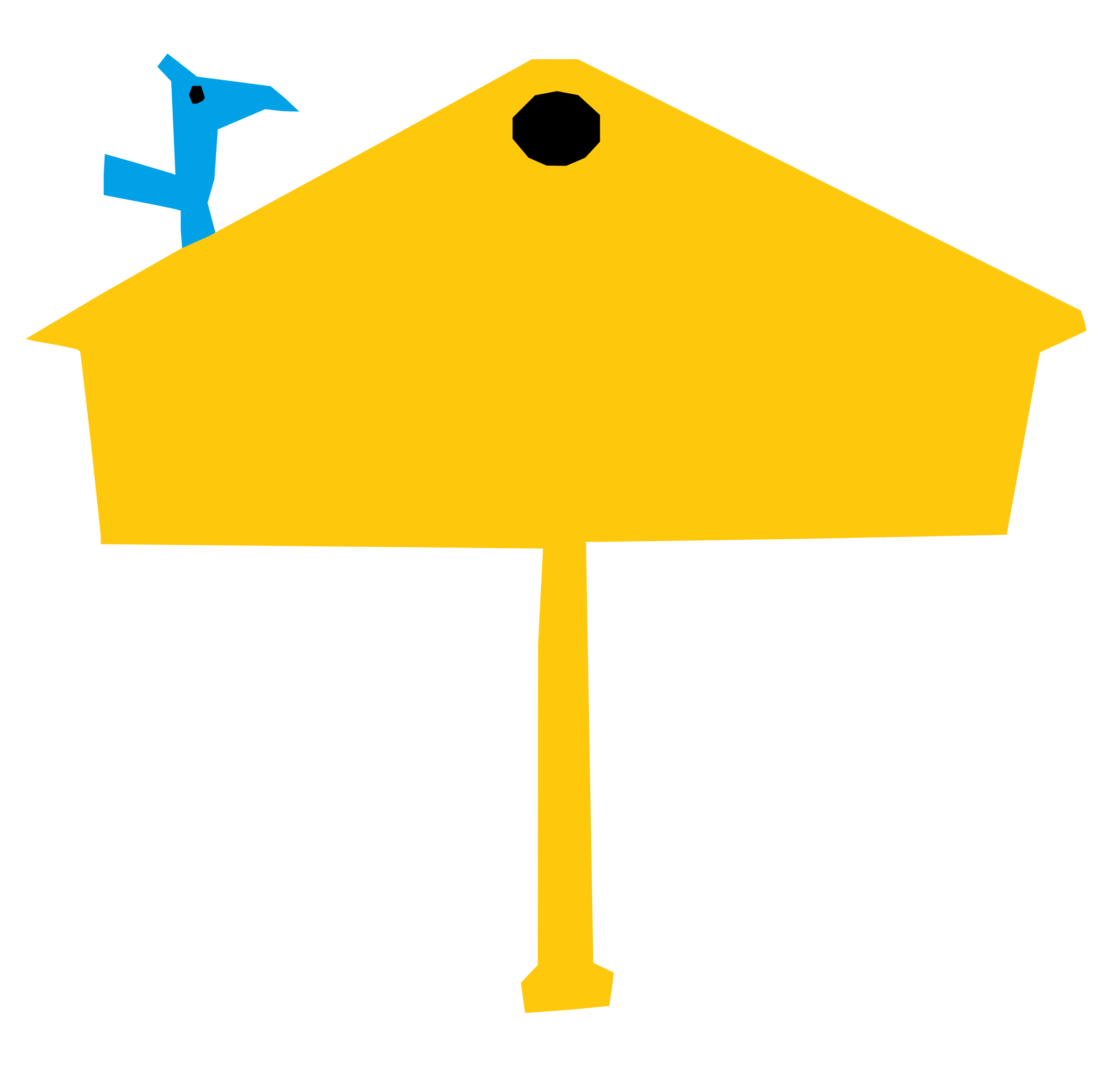 Birdhouse refixed by Lazur URH