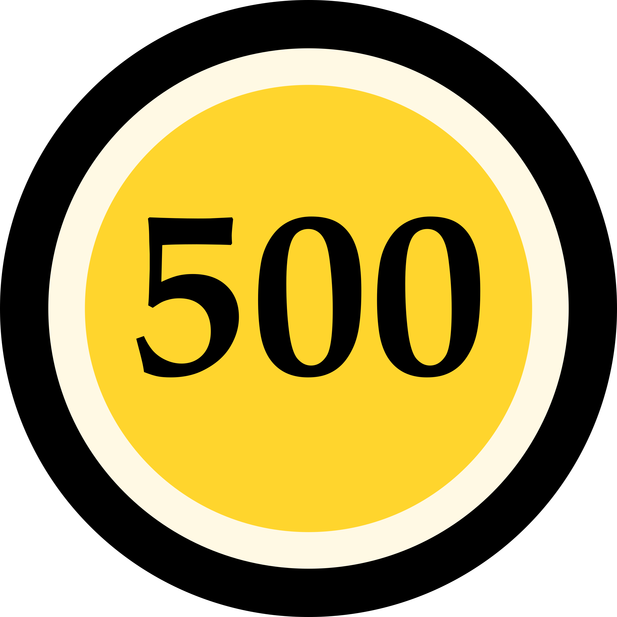 Coin - 500 by Technaturally
