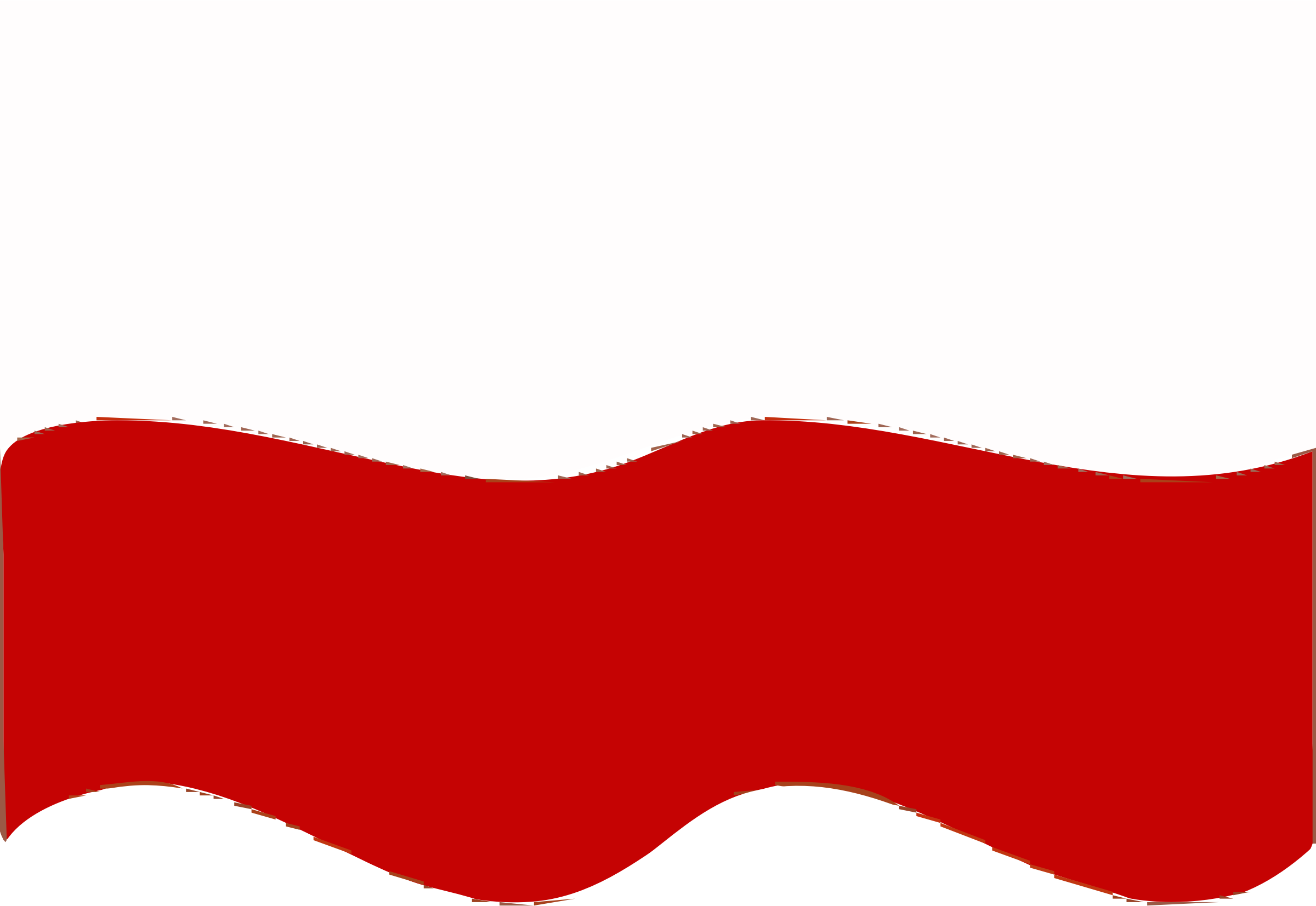Flag of Poland wave by Joesph