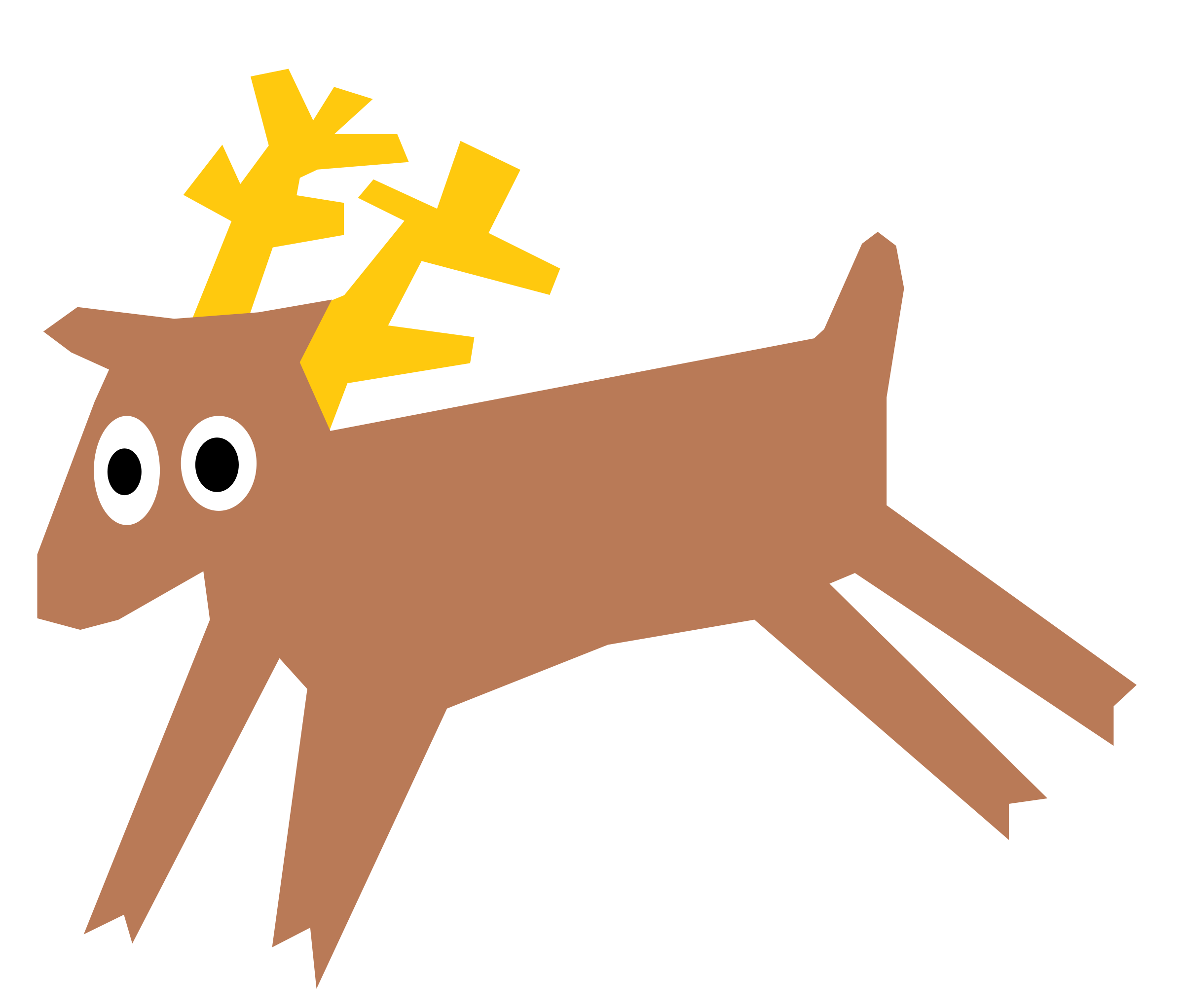 Deer refixed by Lazur URH